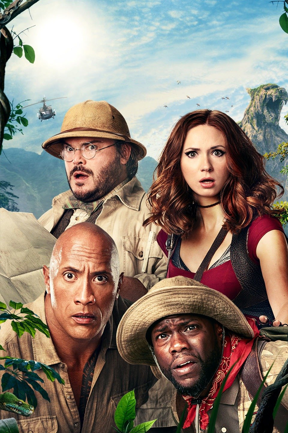 jumanji welcome to the jungle tamil dubbed torrent download