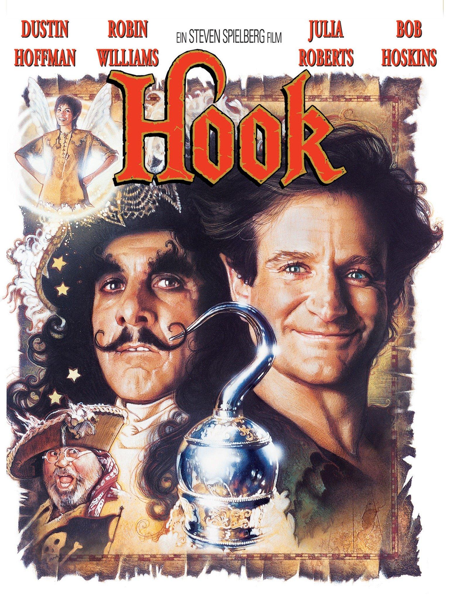 Hook 1991 Rotten Tomatoes