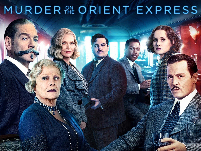 Murder On The Orient Express Movietickets