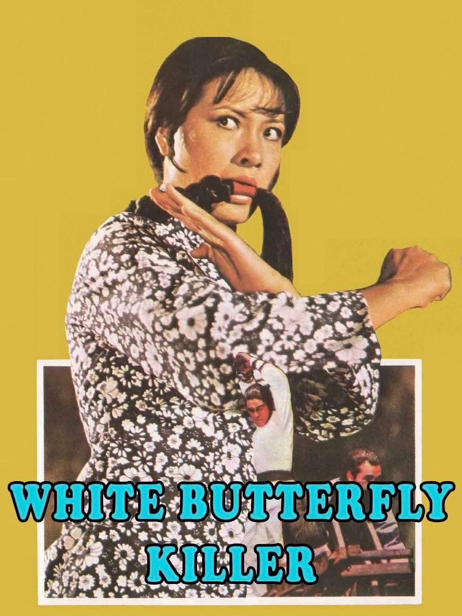 White Butterfly Killer