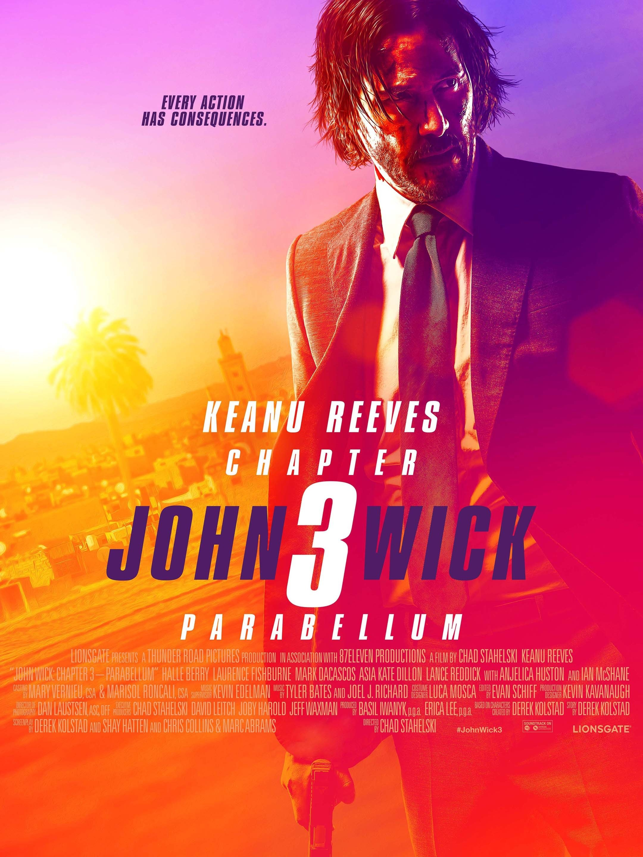 John Wick: Chapter 3 -- Parabellum Critic Reviews | Flixster