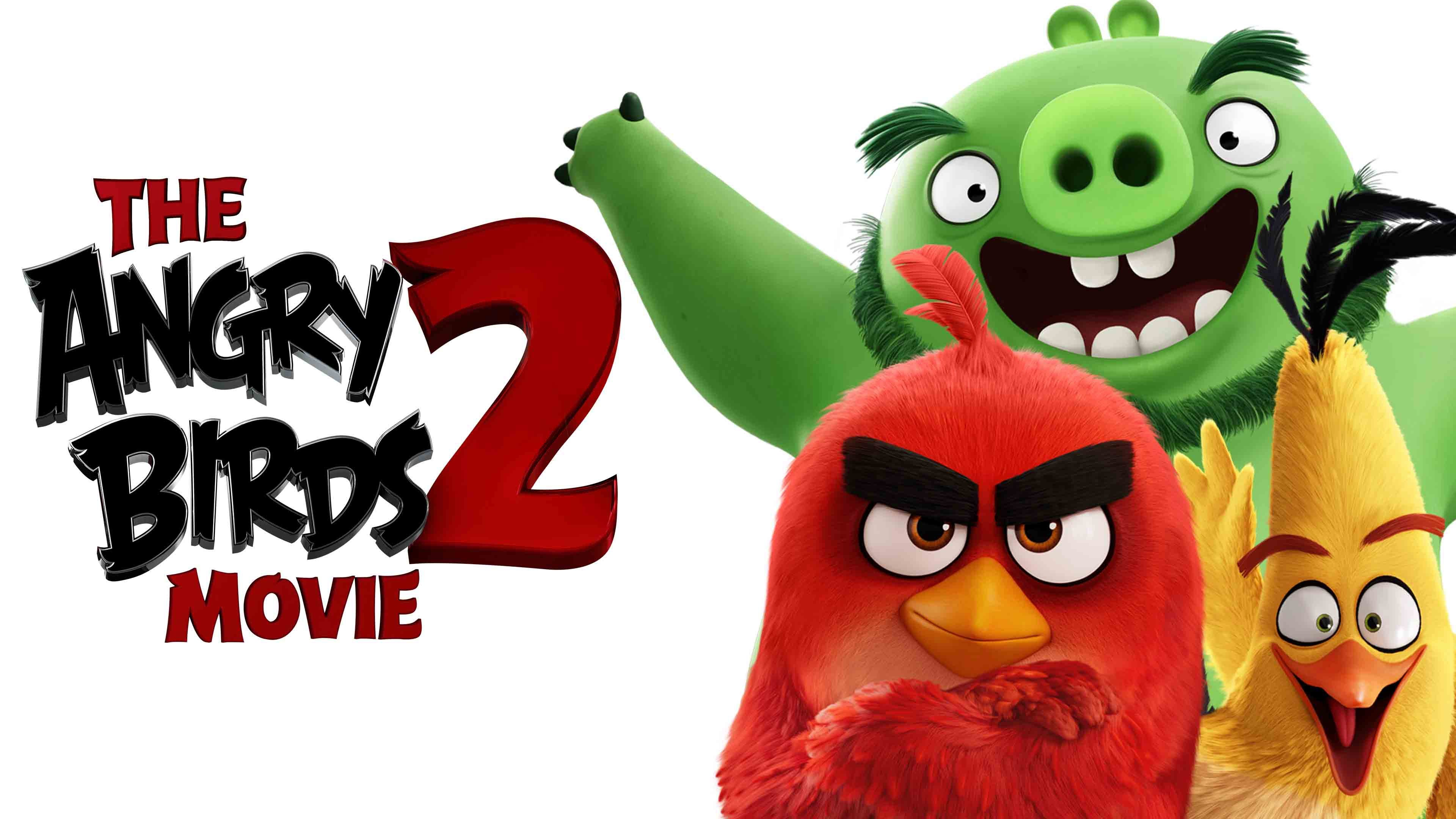 The Angry Birds Movie 2 Flixster