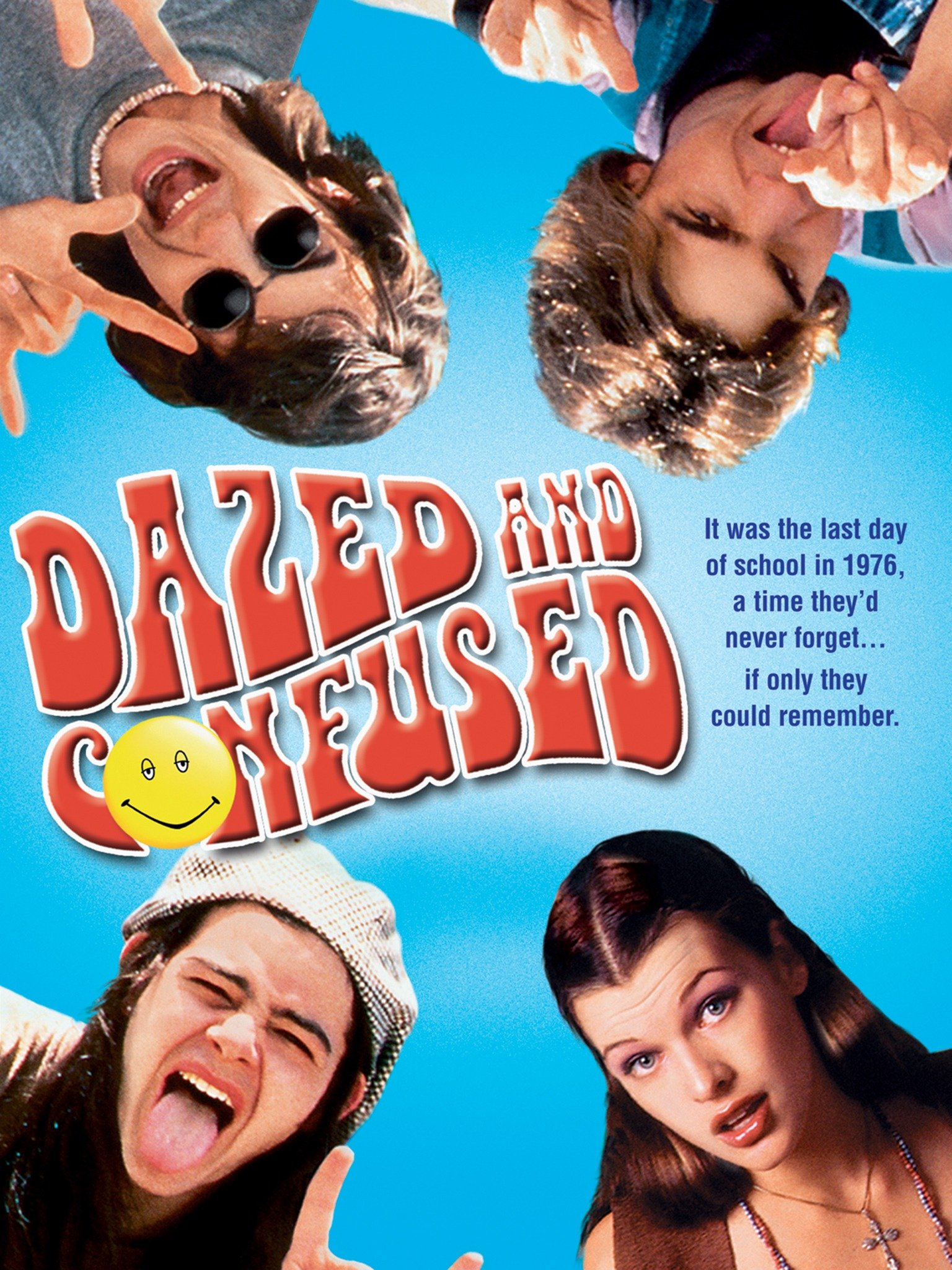 Dazed and Confused (1993) - Rotten Tomatoes