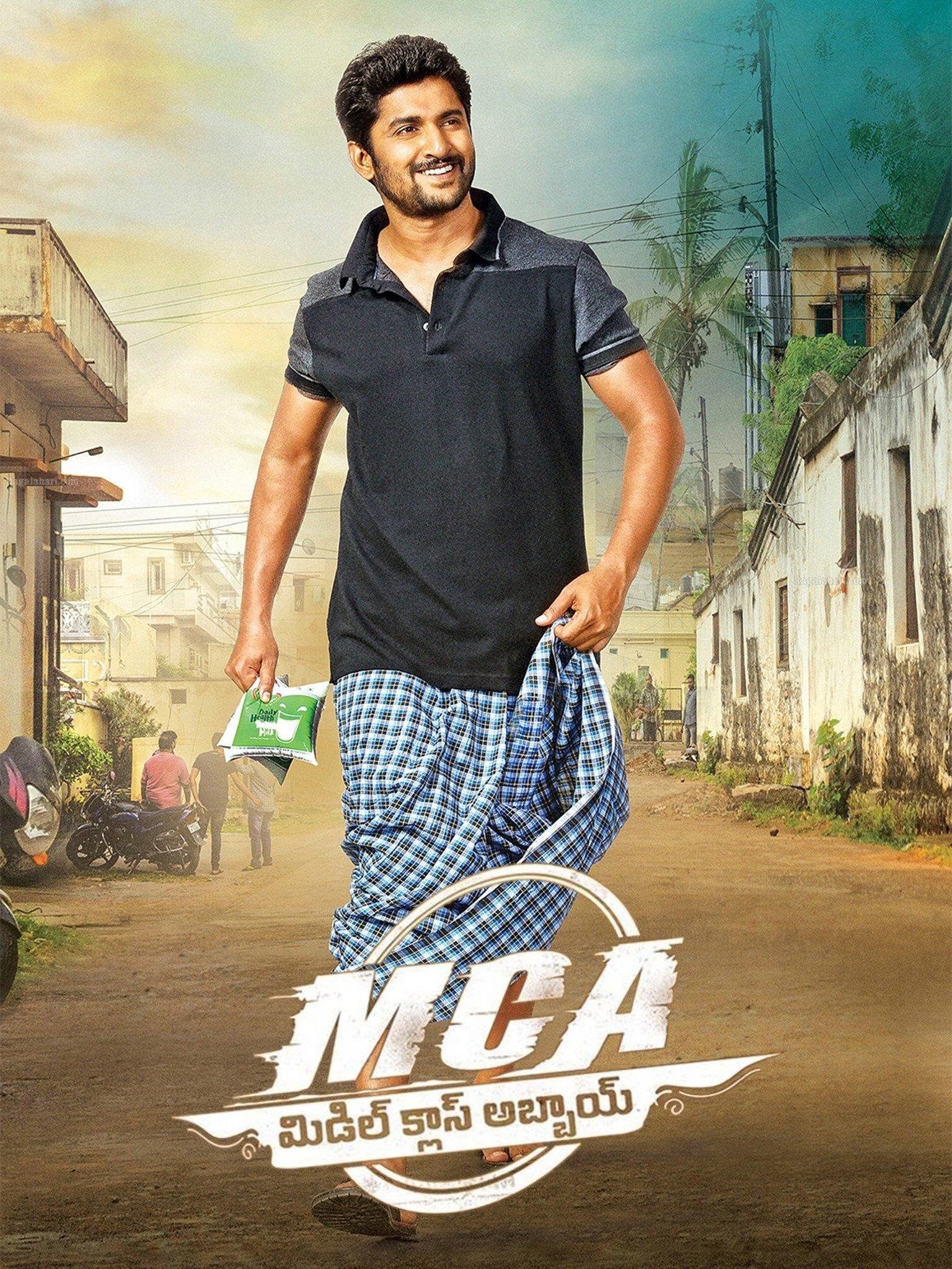 MCA Middle Class Abbayi (Telugu)