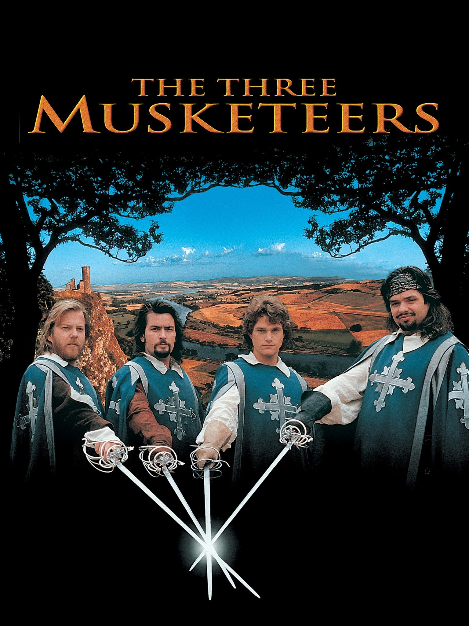 The Three Musketeers 1993 Rotten Tomatoes