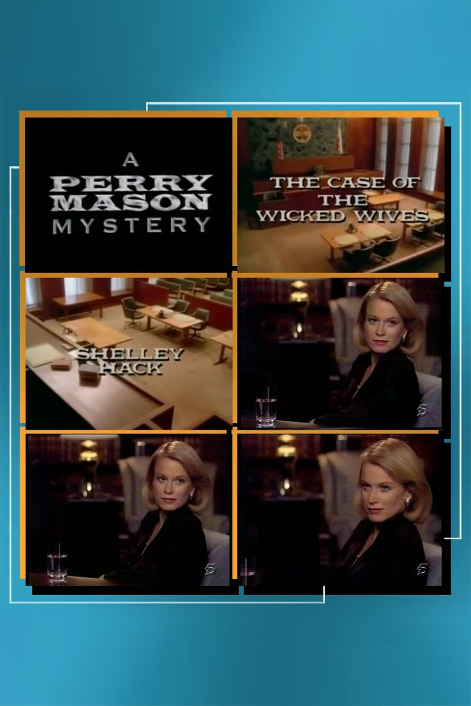Perry Mason: The Case of the Wicked Wives