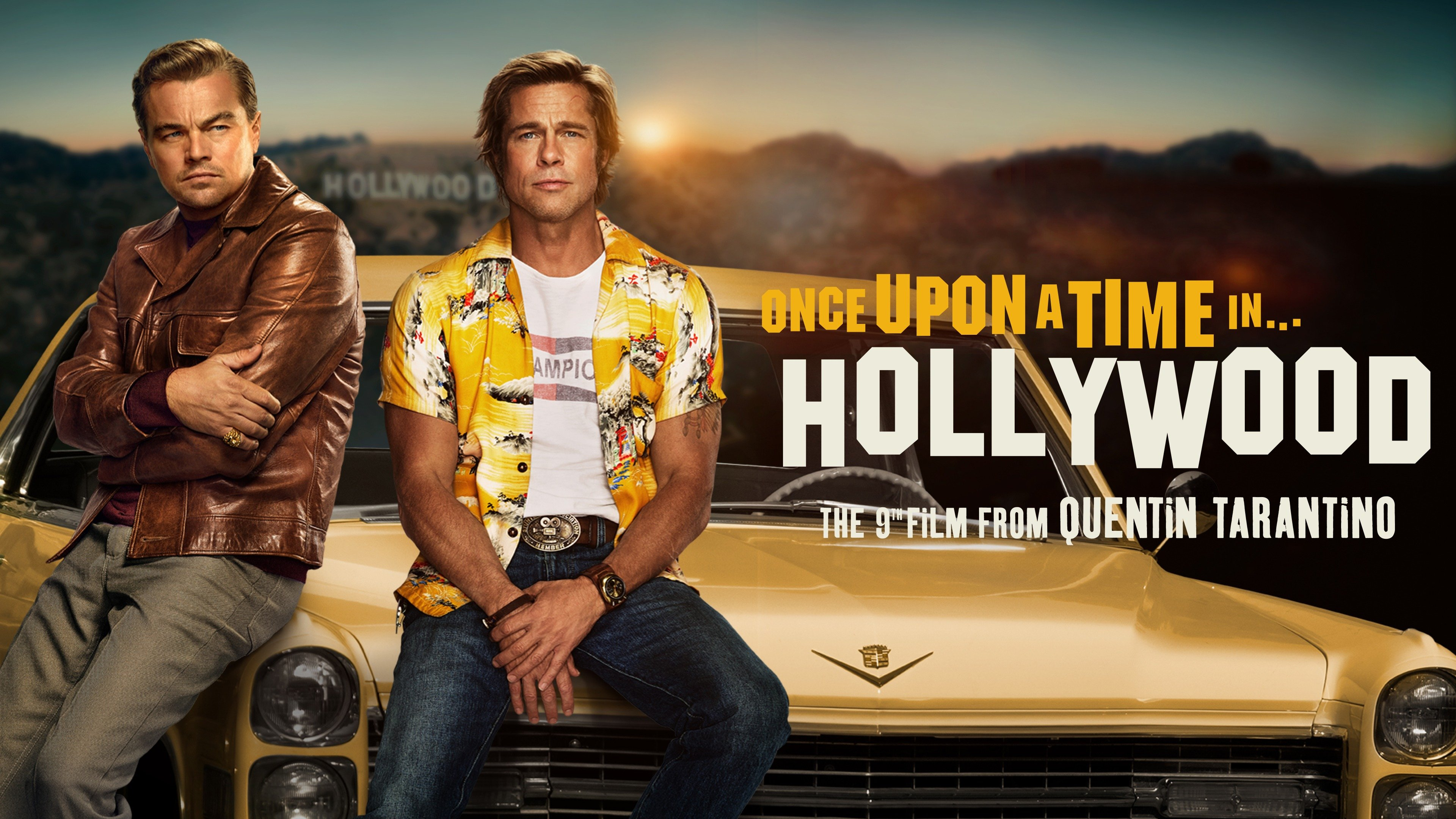 Once Upon A Time In Hollywood Movietickets