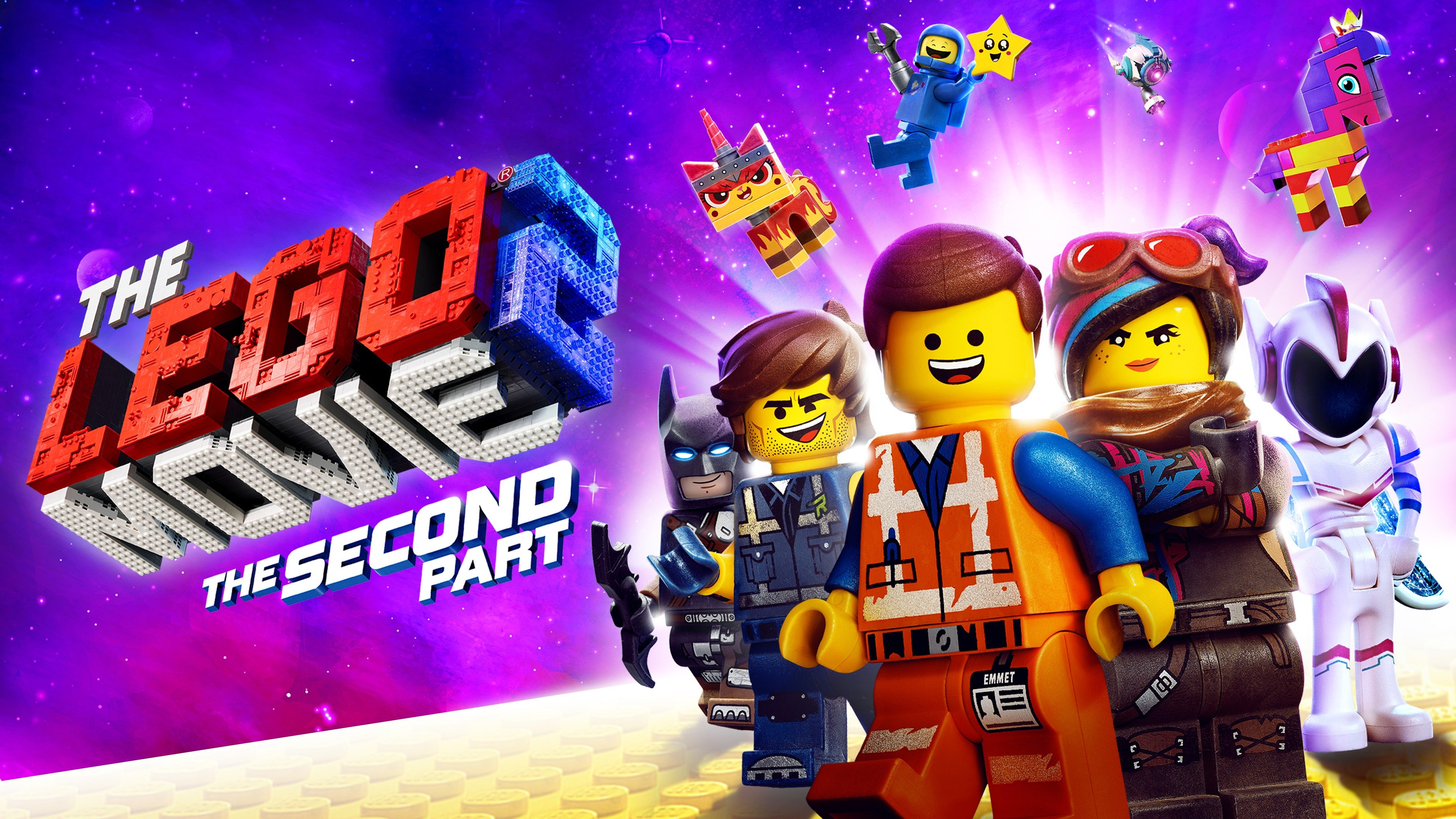 The LEGO Movie 2: The Second Part   Flixster