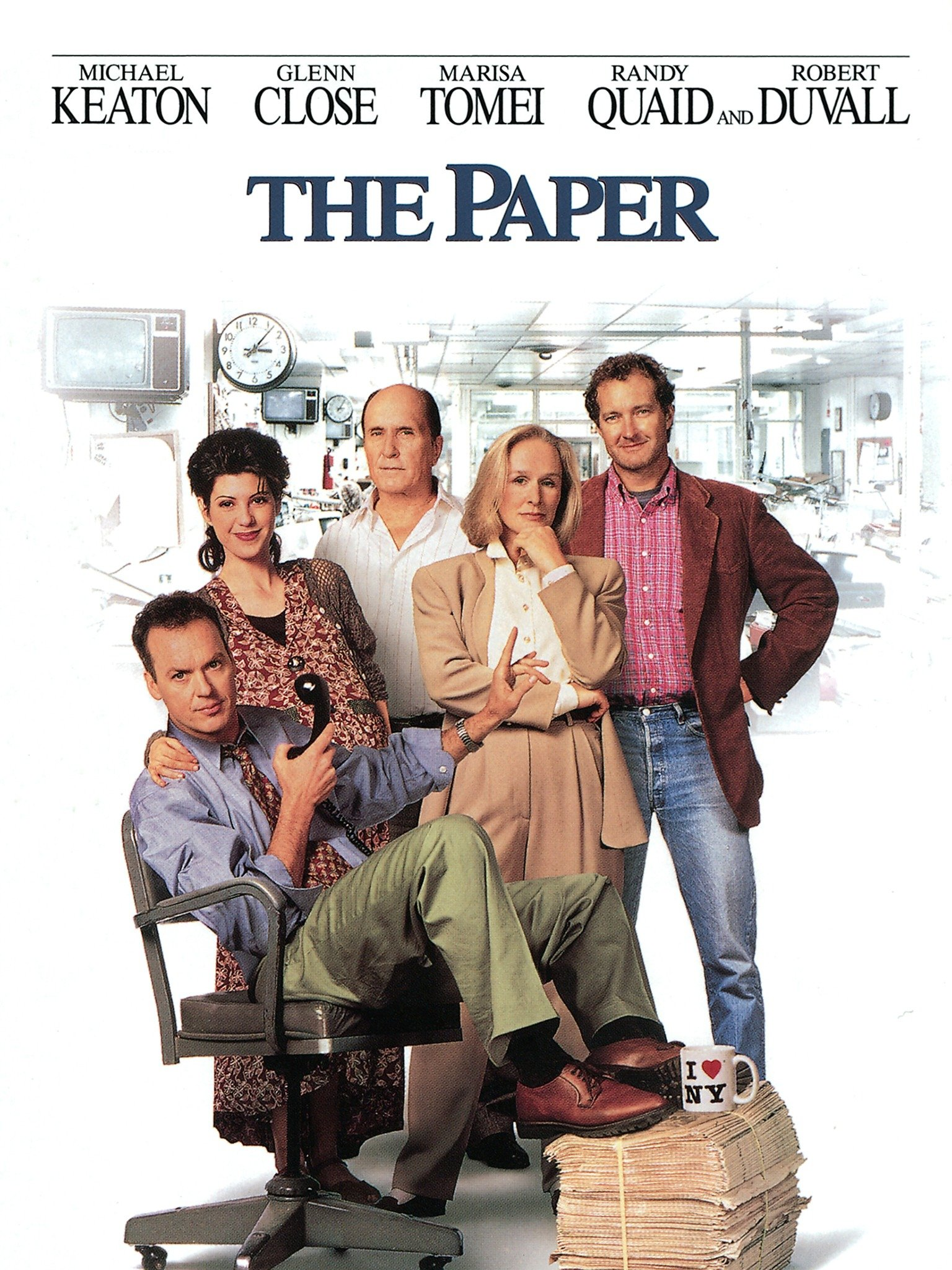 The Paper (1994) - Rotten Tomatoes