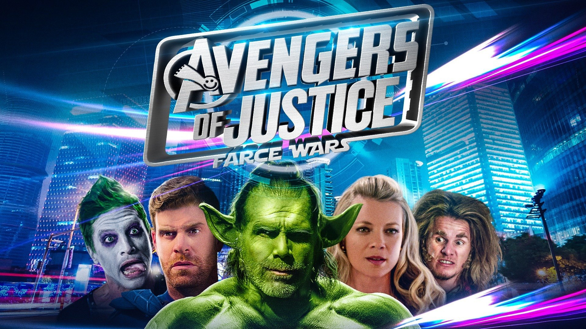Avengers of Justice: Farce Wars | MovieTickets