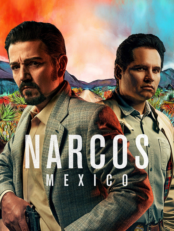 Narcos: Mexico (2020) Season 2 Hindi Dubbed (Netflix)