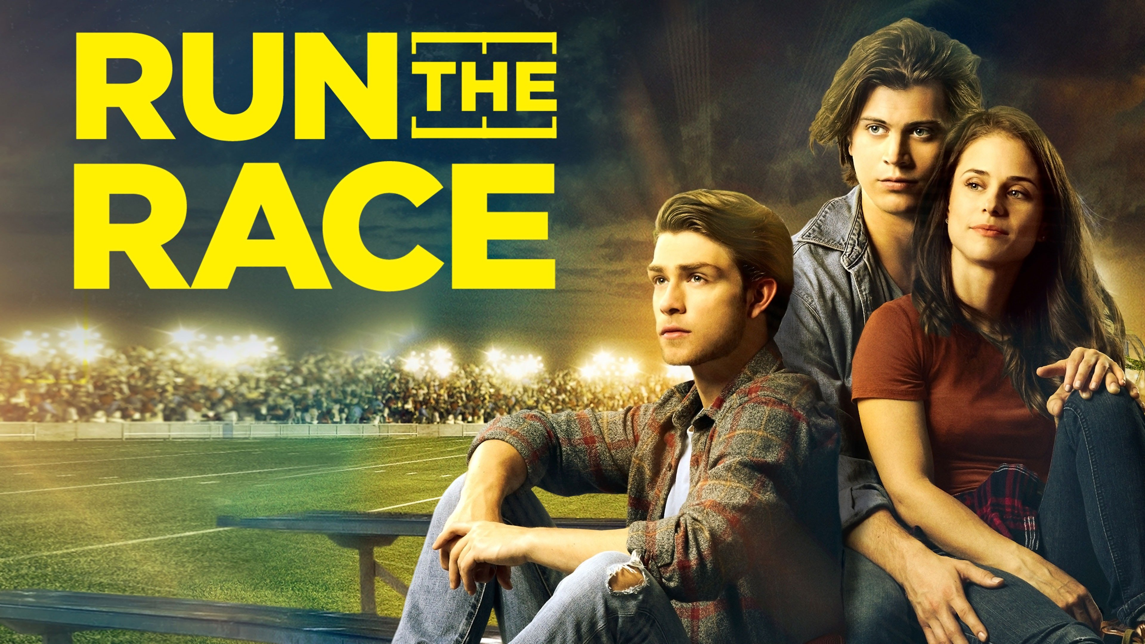 Image result for run the race movie