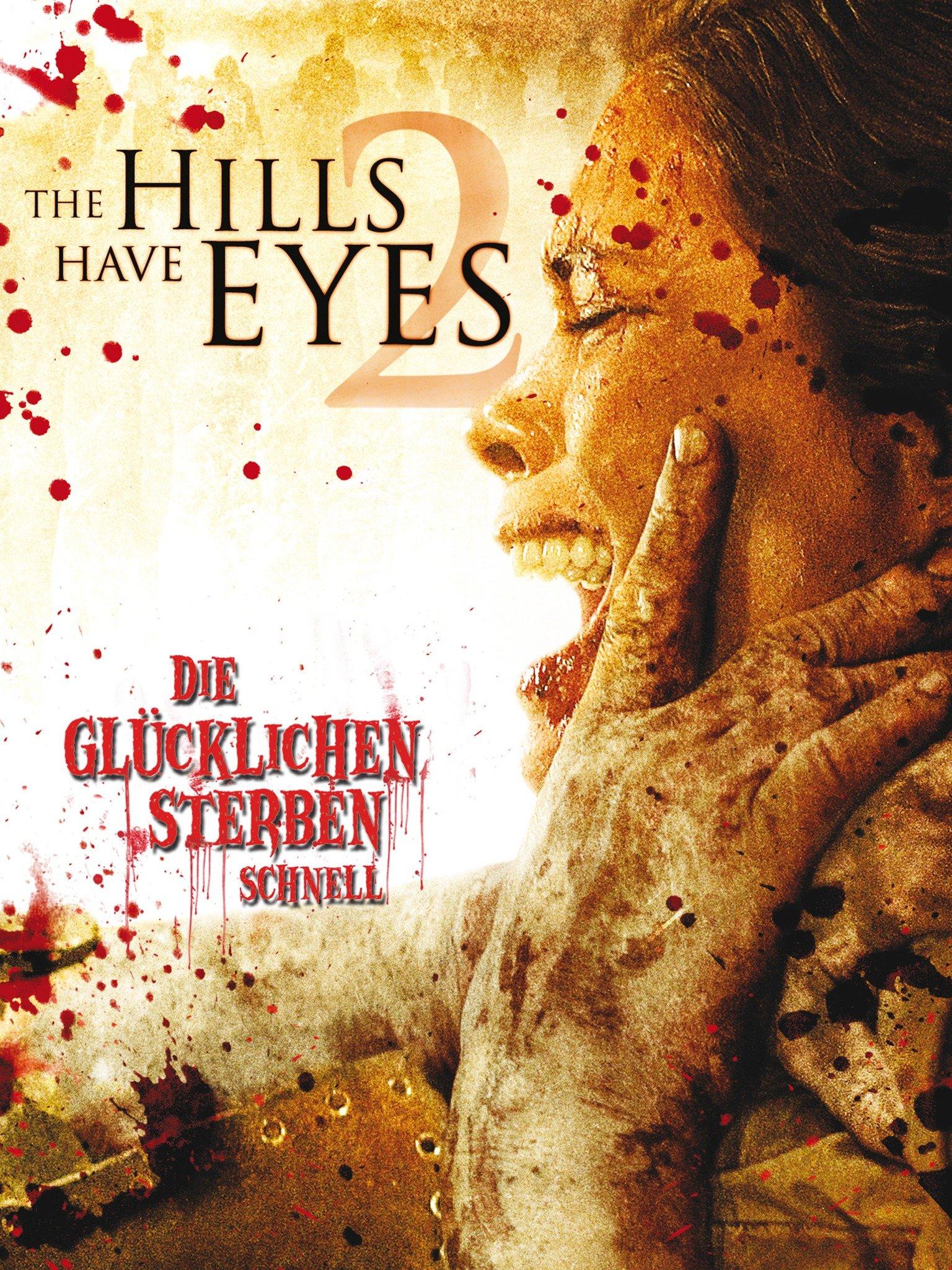 Hills have eyes rape scene