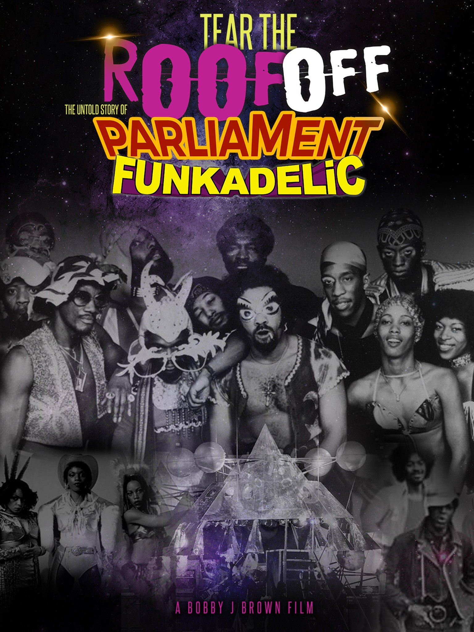 Tear the Roof Off-The Untold Story of Parliament Funkadelic