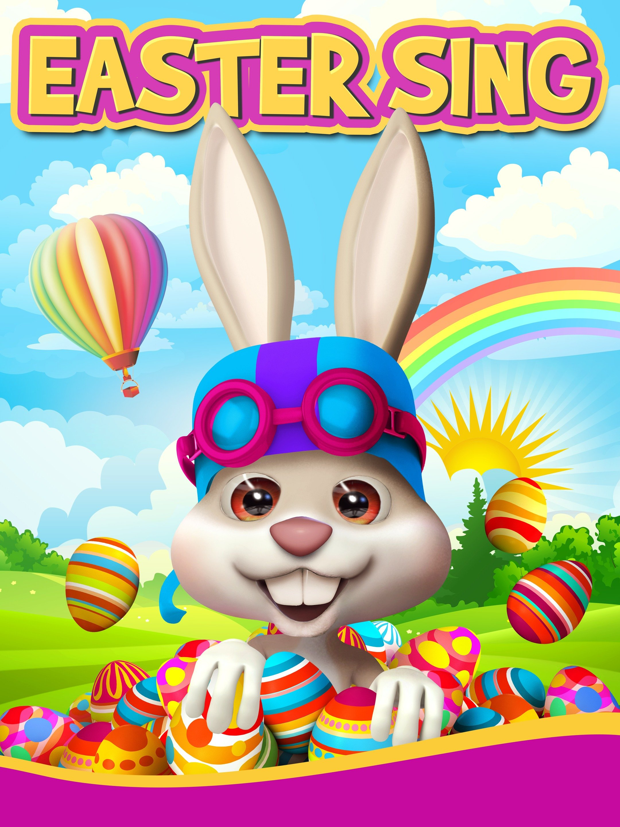 Easter Sing (2019) Hindi Dubbed 720p HDRip 700MB Download