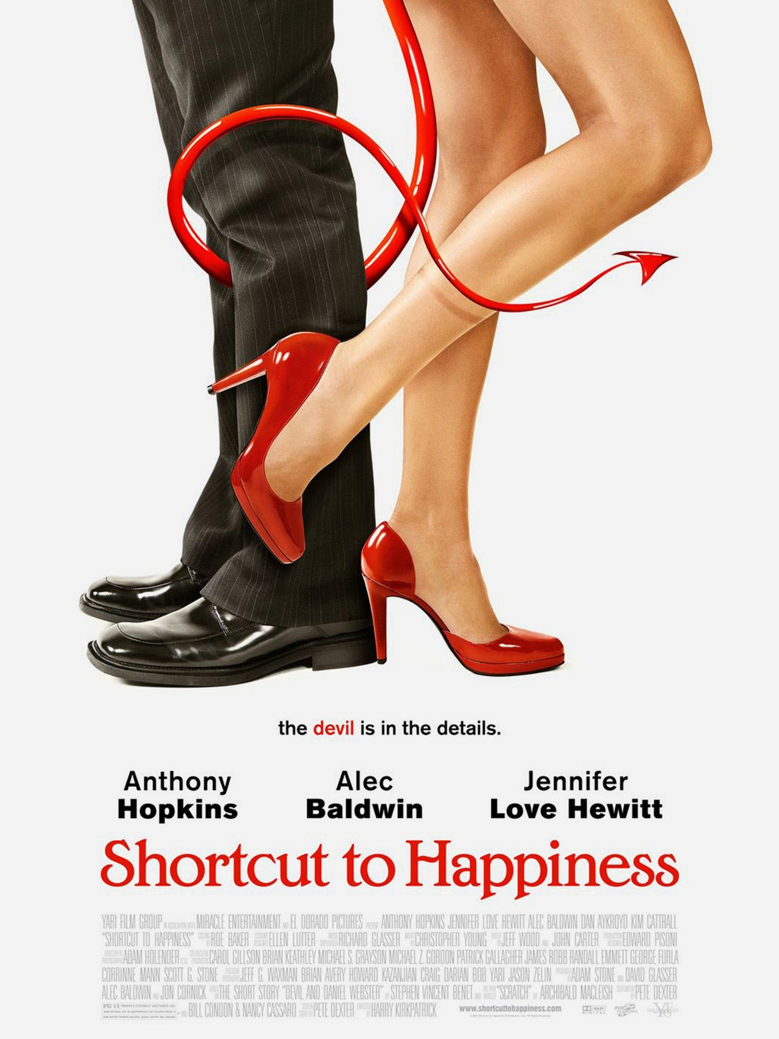 Shortcut to Happiness (The Devil and Daniel Webster)