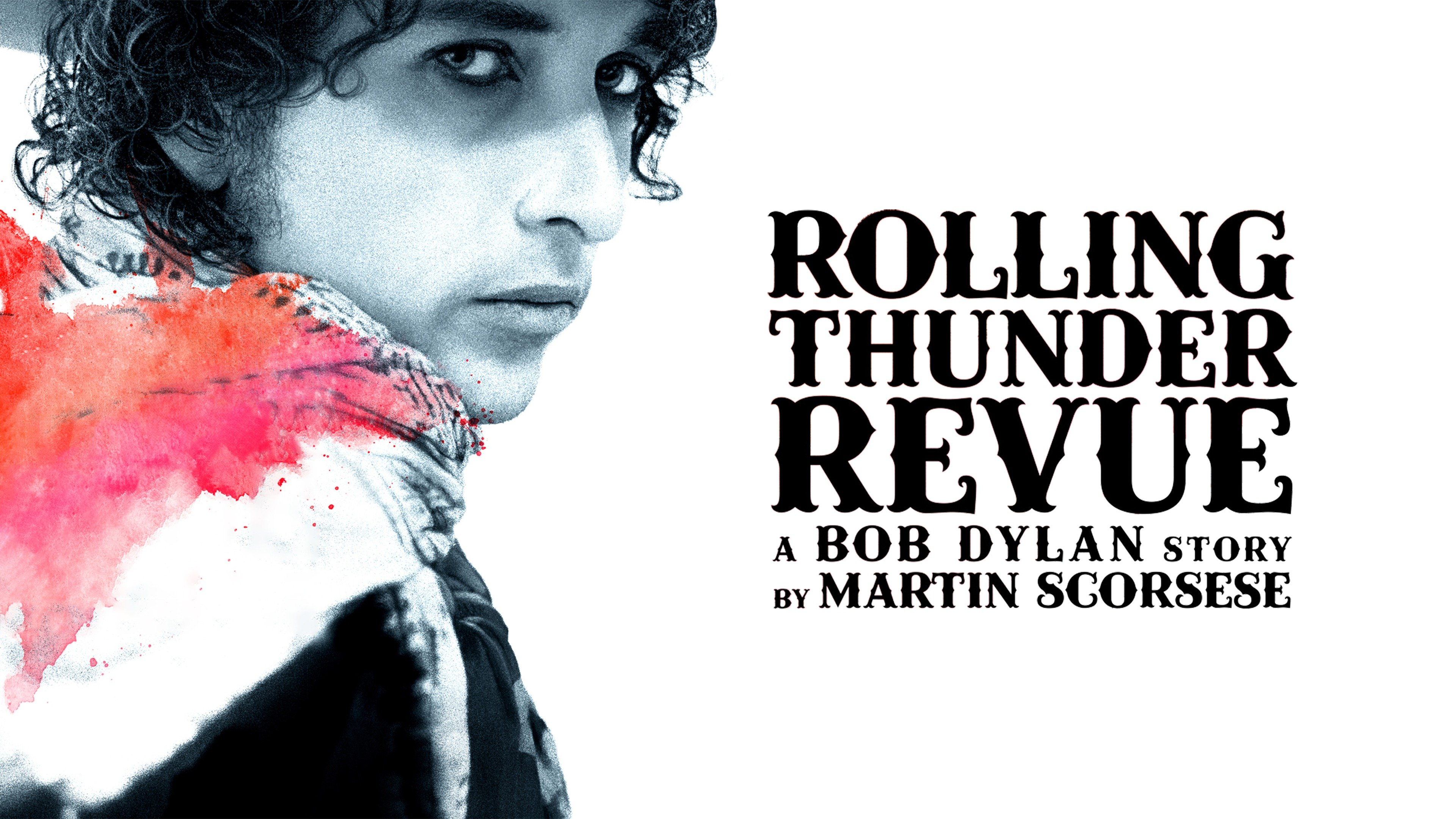 2019 Rolling Thunder Revue A Bob Dylan Story by Martin Scorsese movie poster