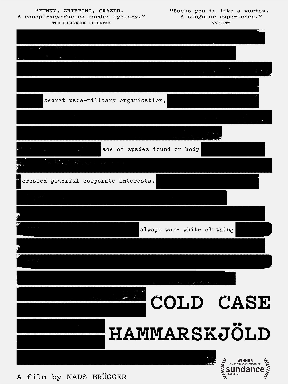 Cold Case Hammarskjöld | Flixster