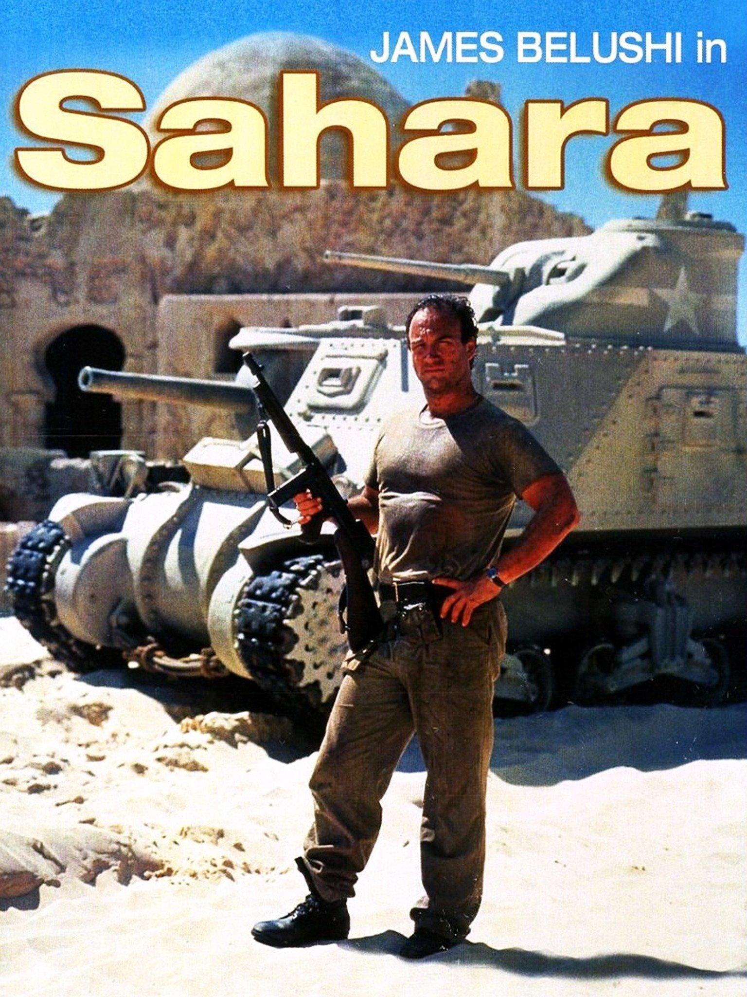 Sahara 1995 Rotten Tomatoes