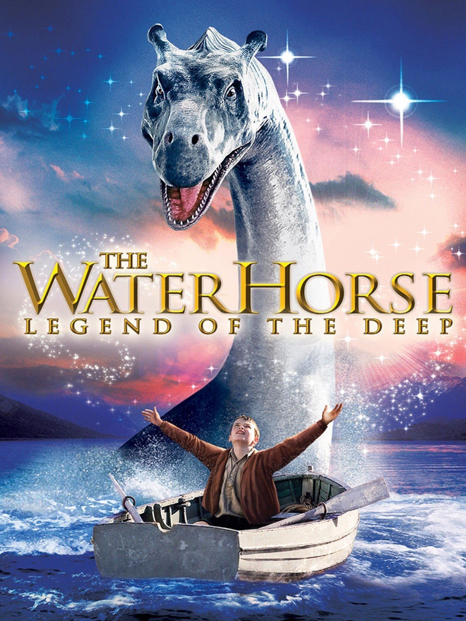 The Water Horse Legend Of The Deep 2007 Rotten Tomatoes