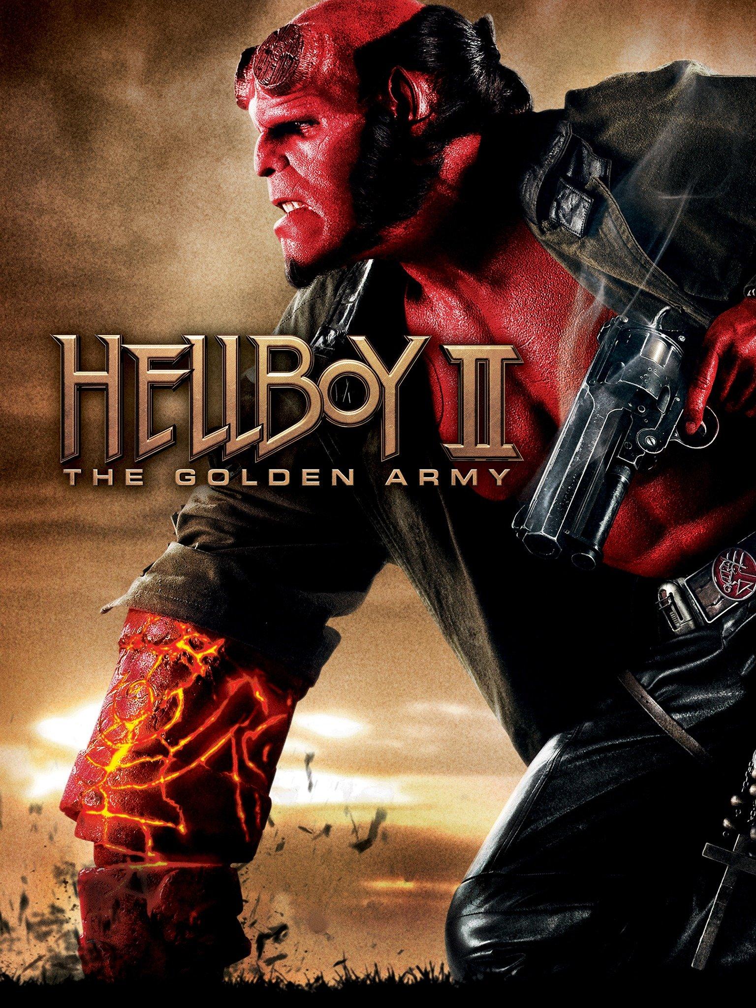 Hellboy 2004 เหนือธรรมชาติ
