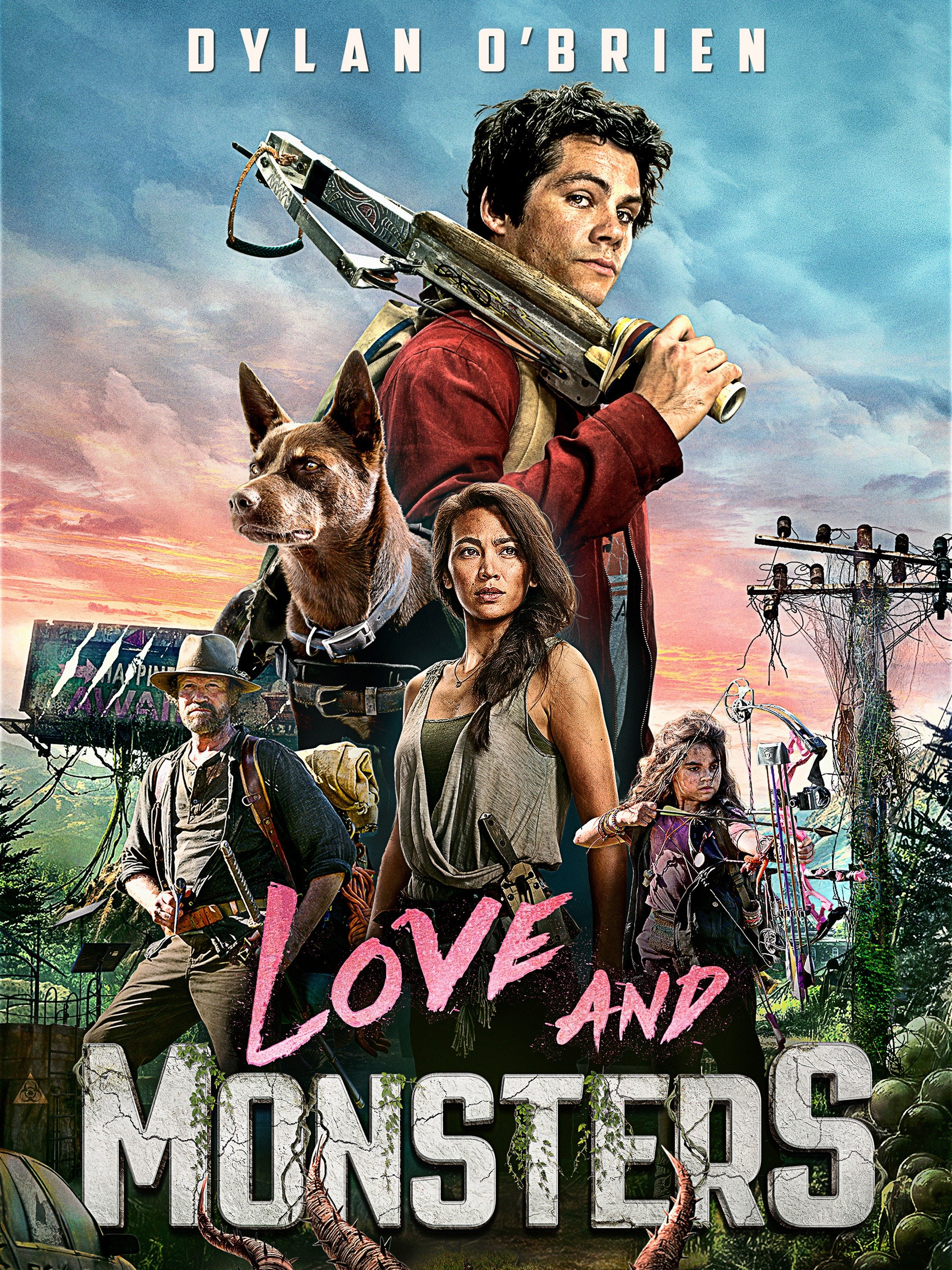 Love And Monsters 2020 Rotten Tomatoes