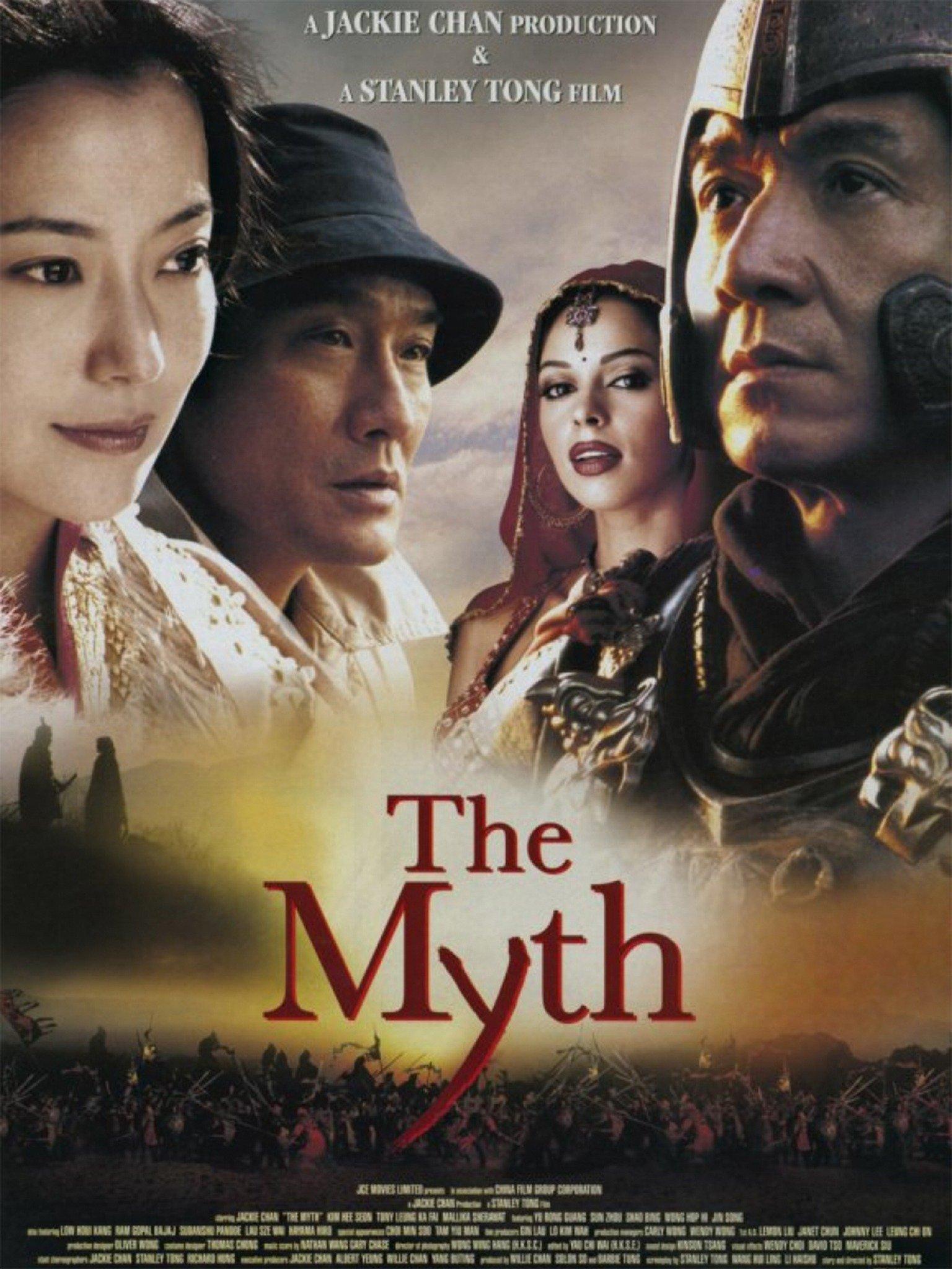 Jackie Chan The Myth Movie Reviews