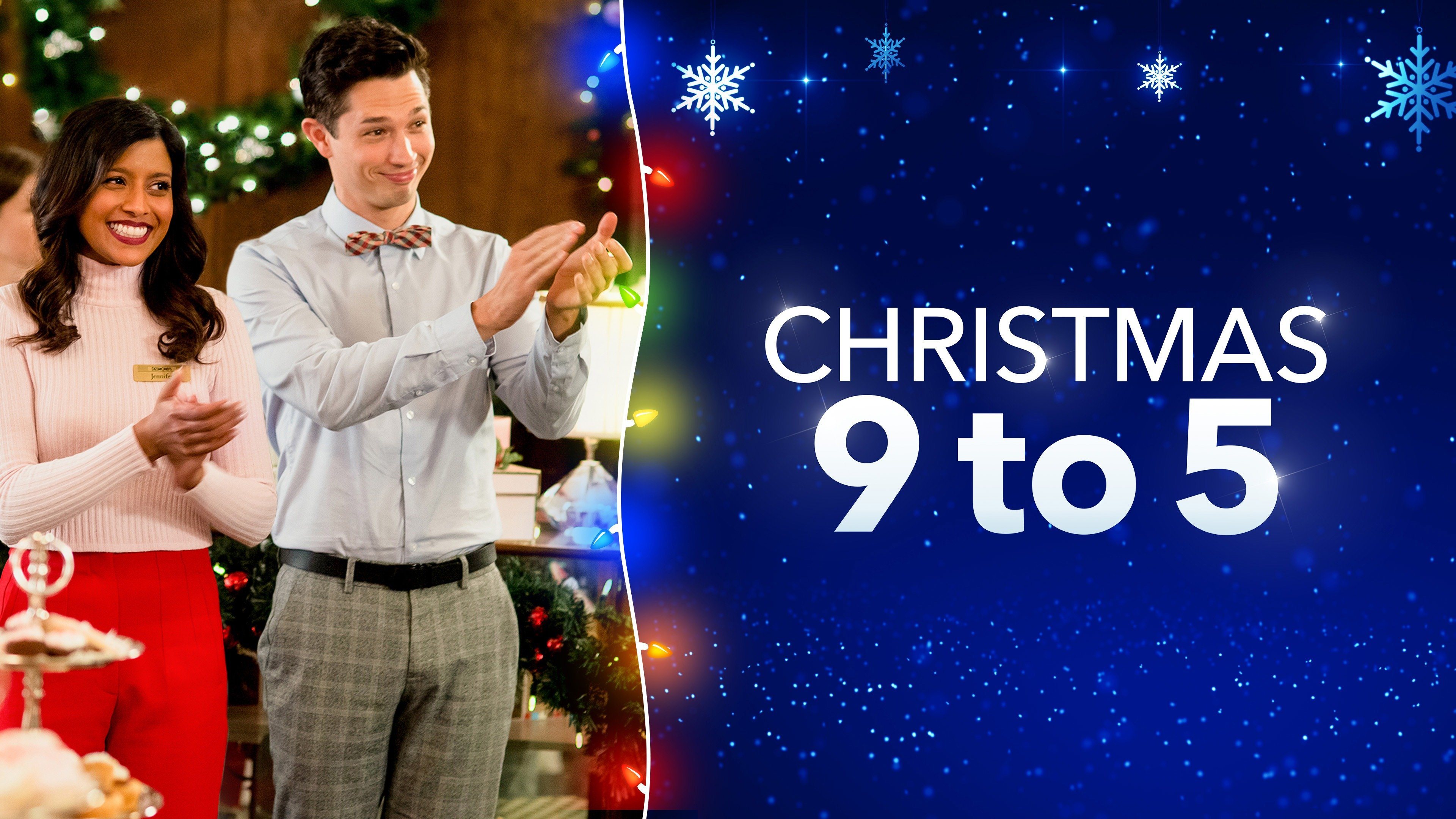 Image result for christmas 9 to 5