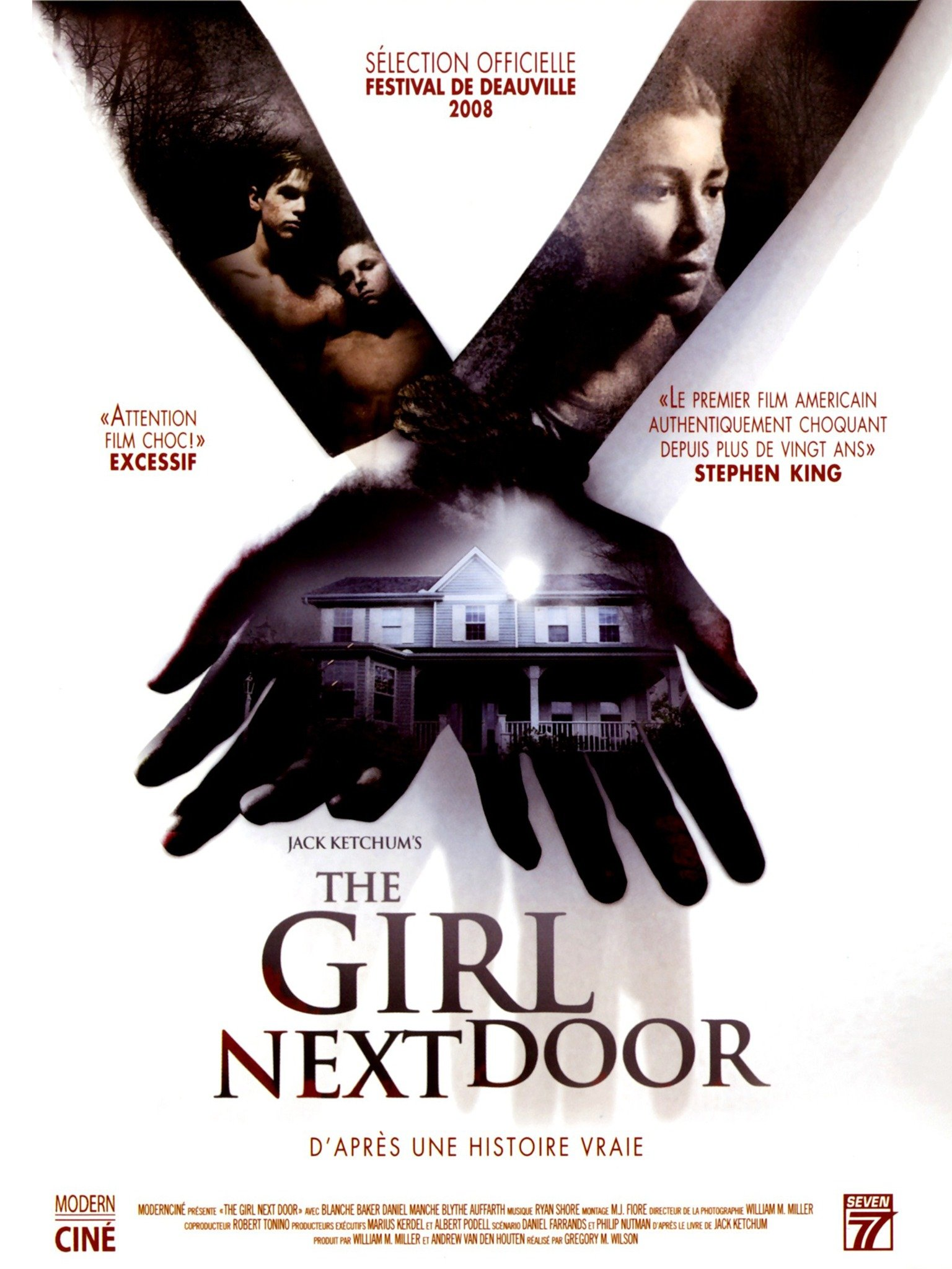 Next in is the door who girl the girl The Girl