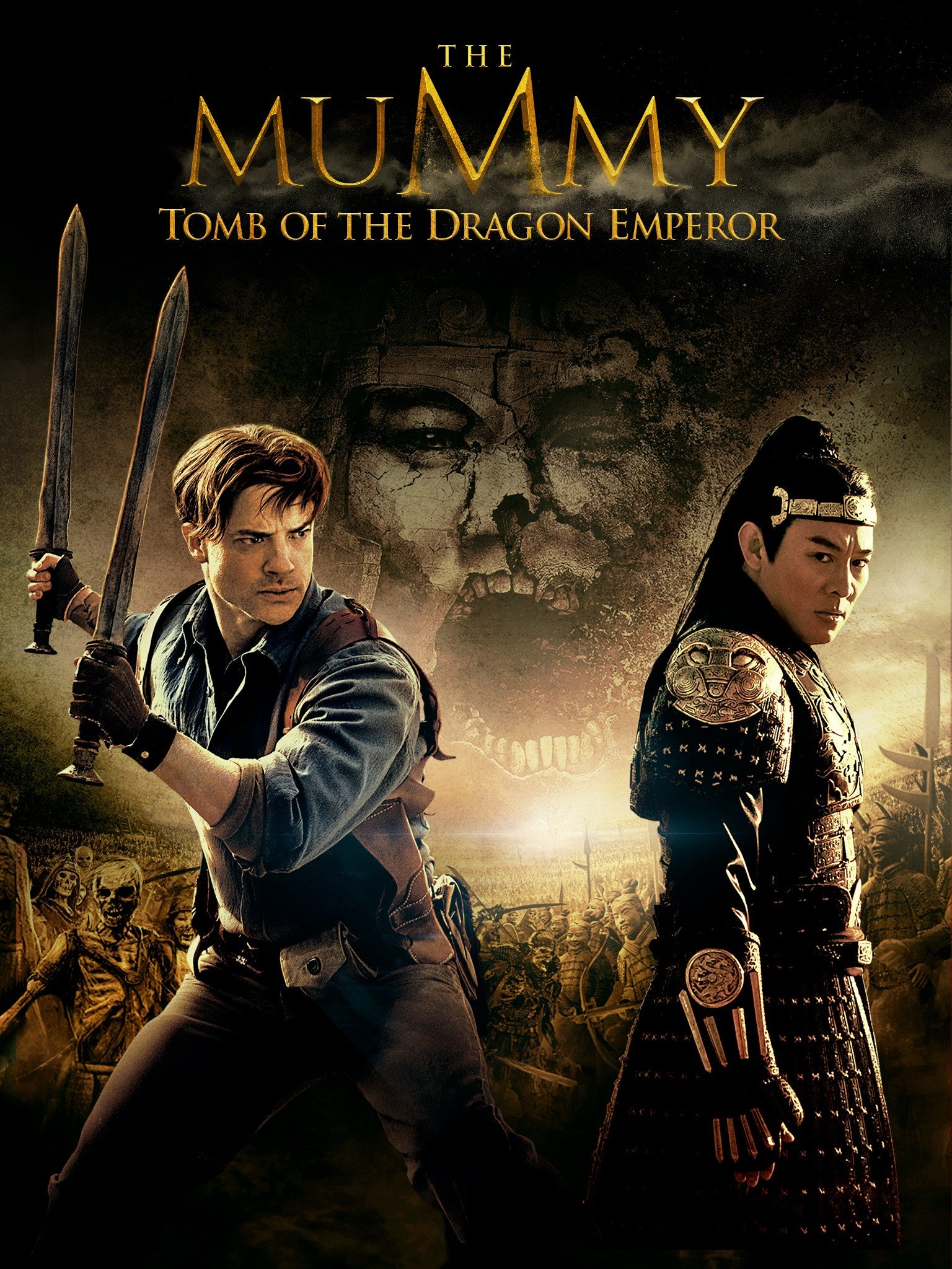 The Mummy: Tomb of the Dragon Emperor (2008) - Rotten Tomatoes
