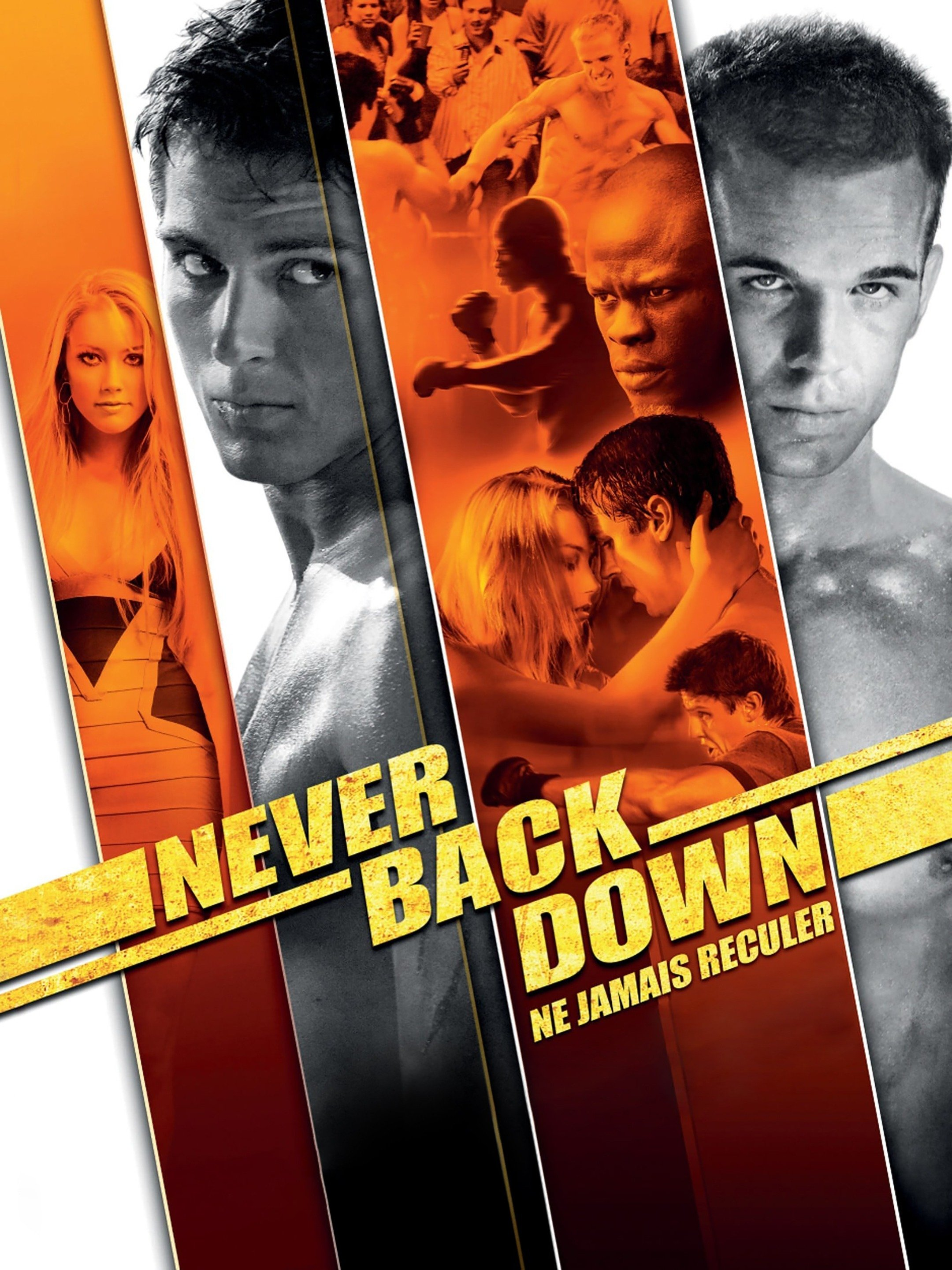 Never Back Down 2008 Rotten Tomatoes