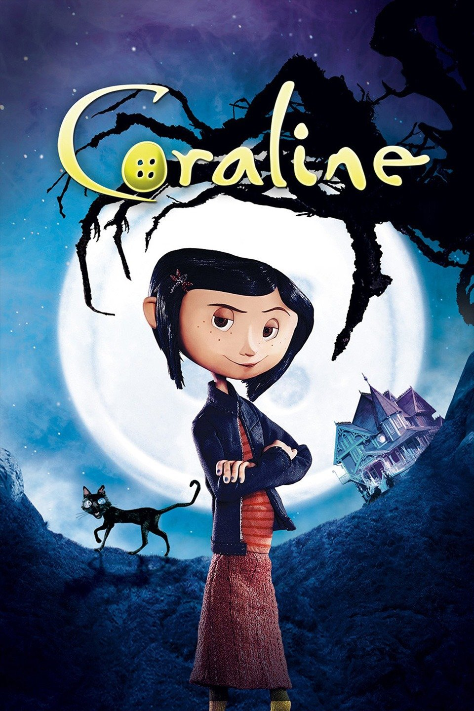 Coraline 2009 Rotten Tomatoes