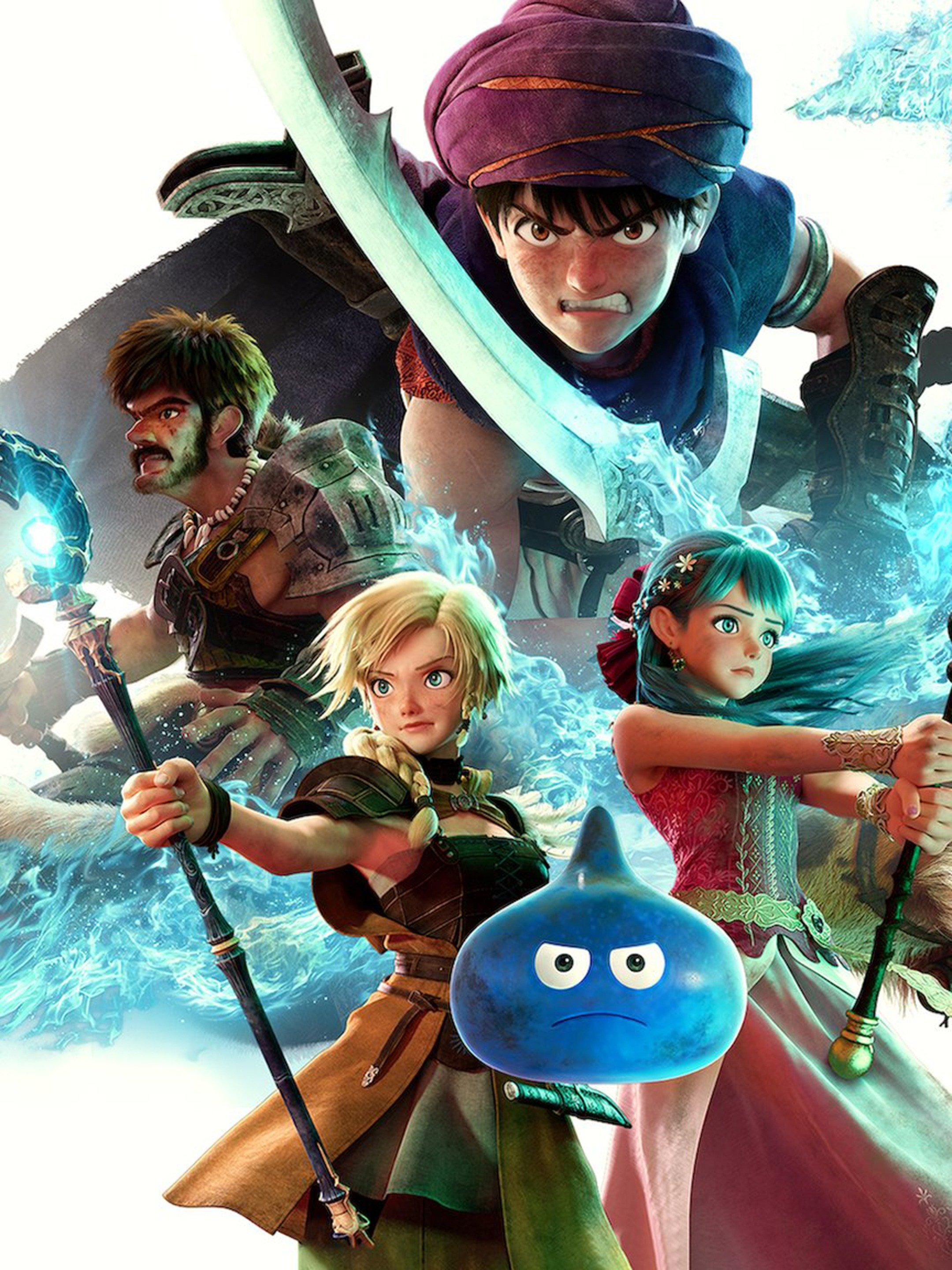 Dragon Quest Your Story Audience Reviews Flixster