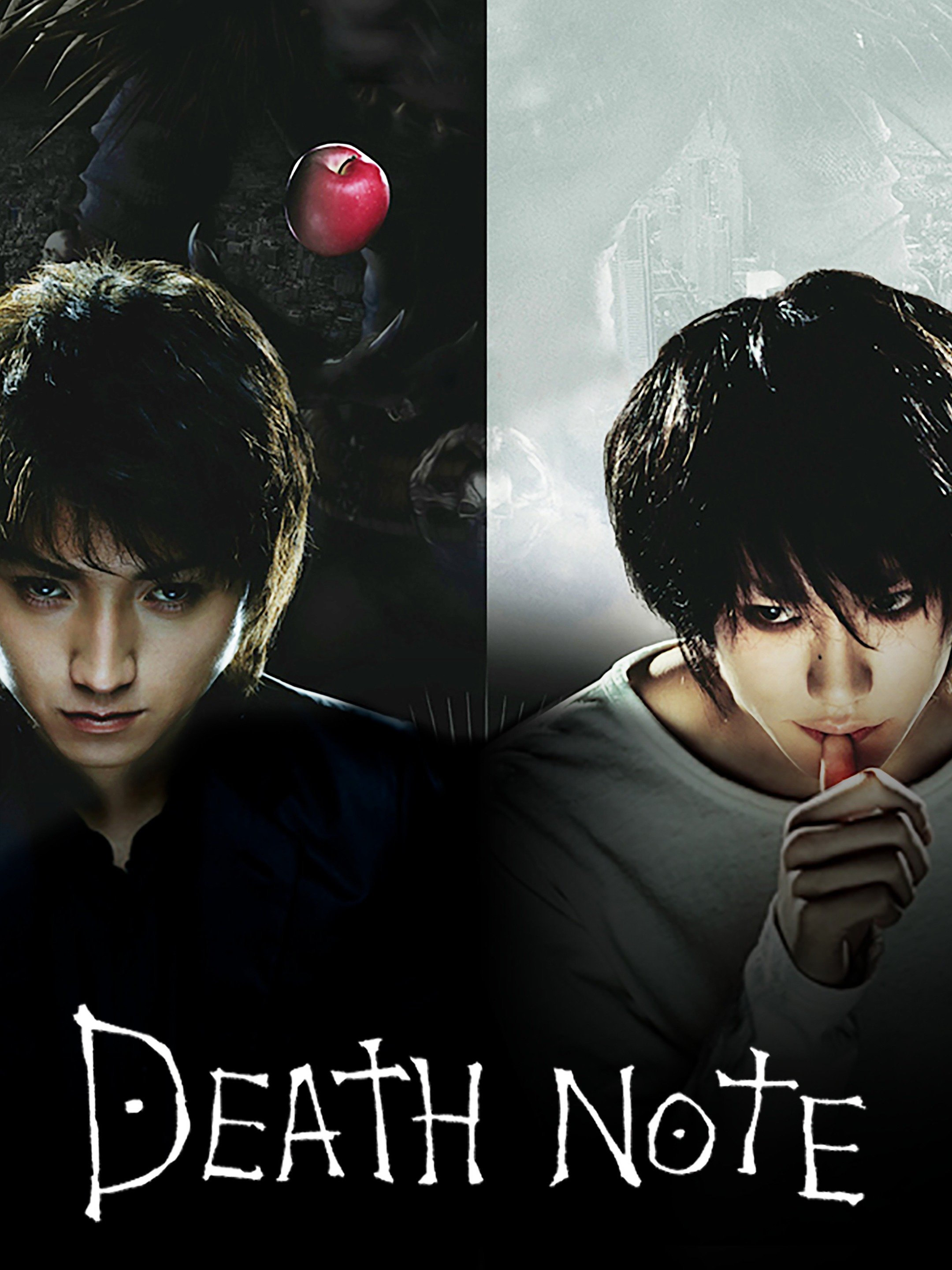 Death Note (2006) - Rotten Tomatoes