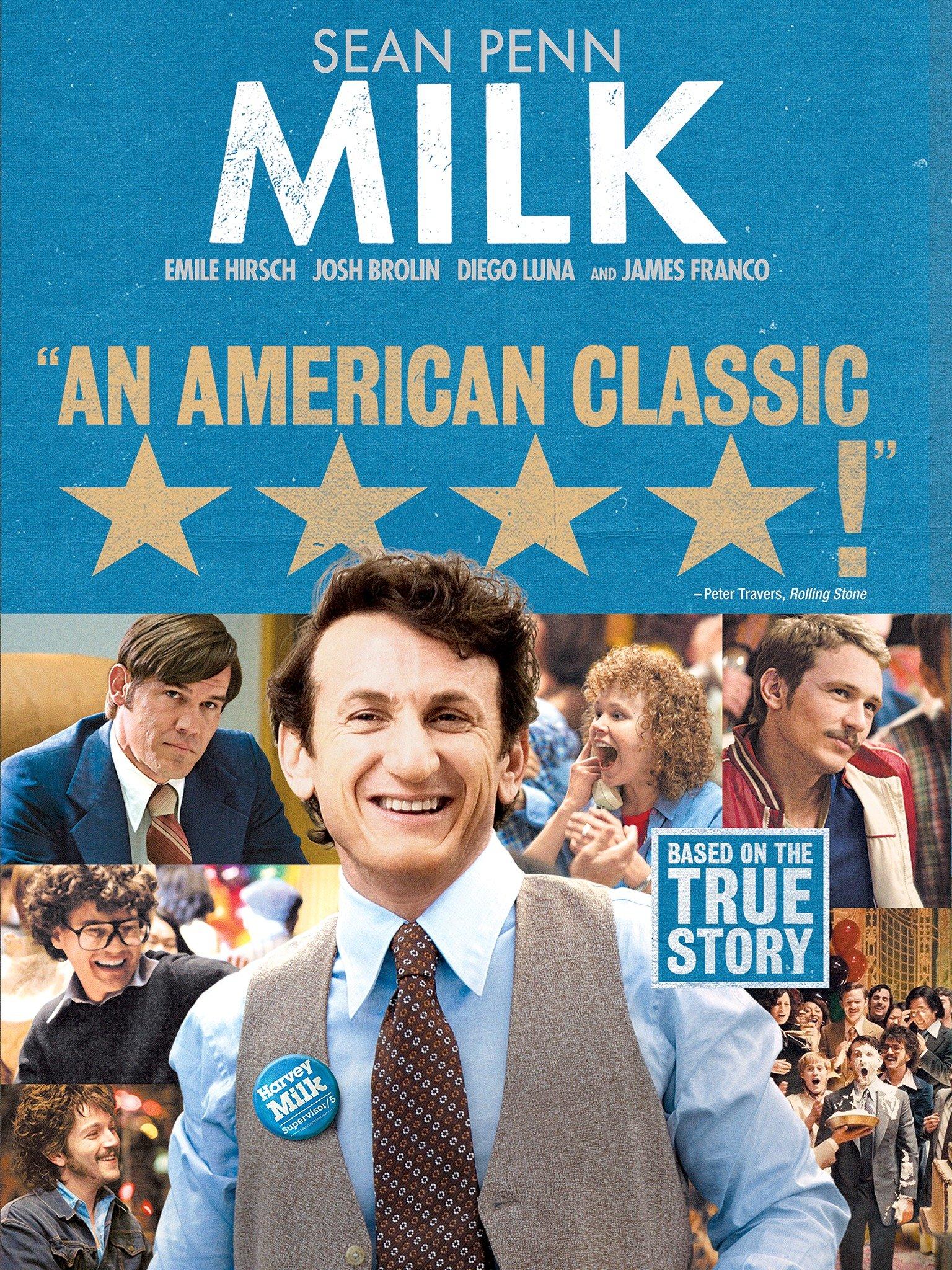 Milk 2008 Rotten Tomatoes