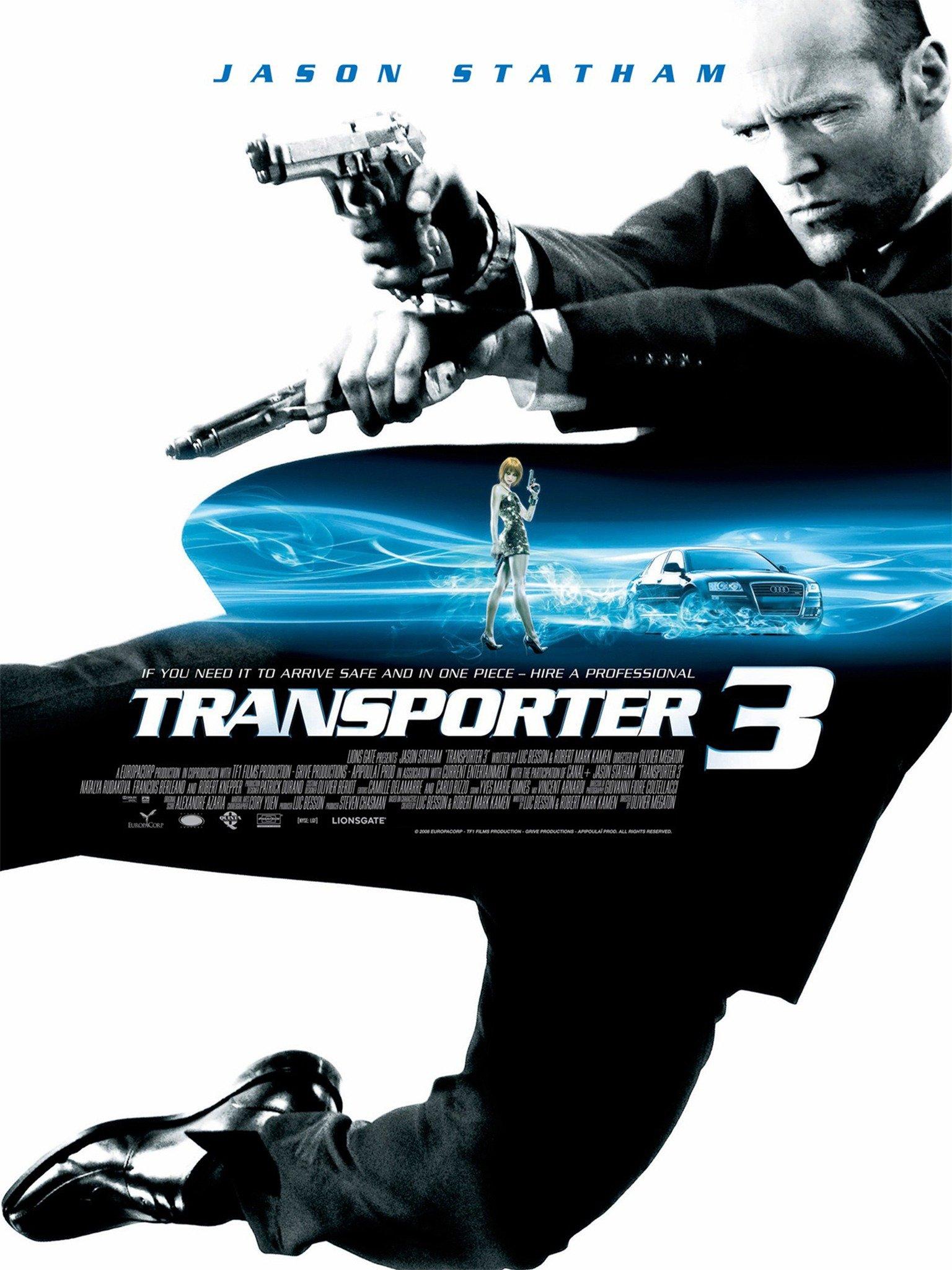 Poster film Transporter 3.