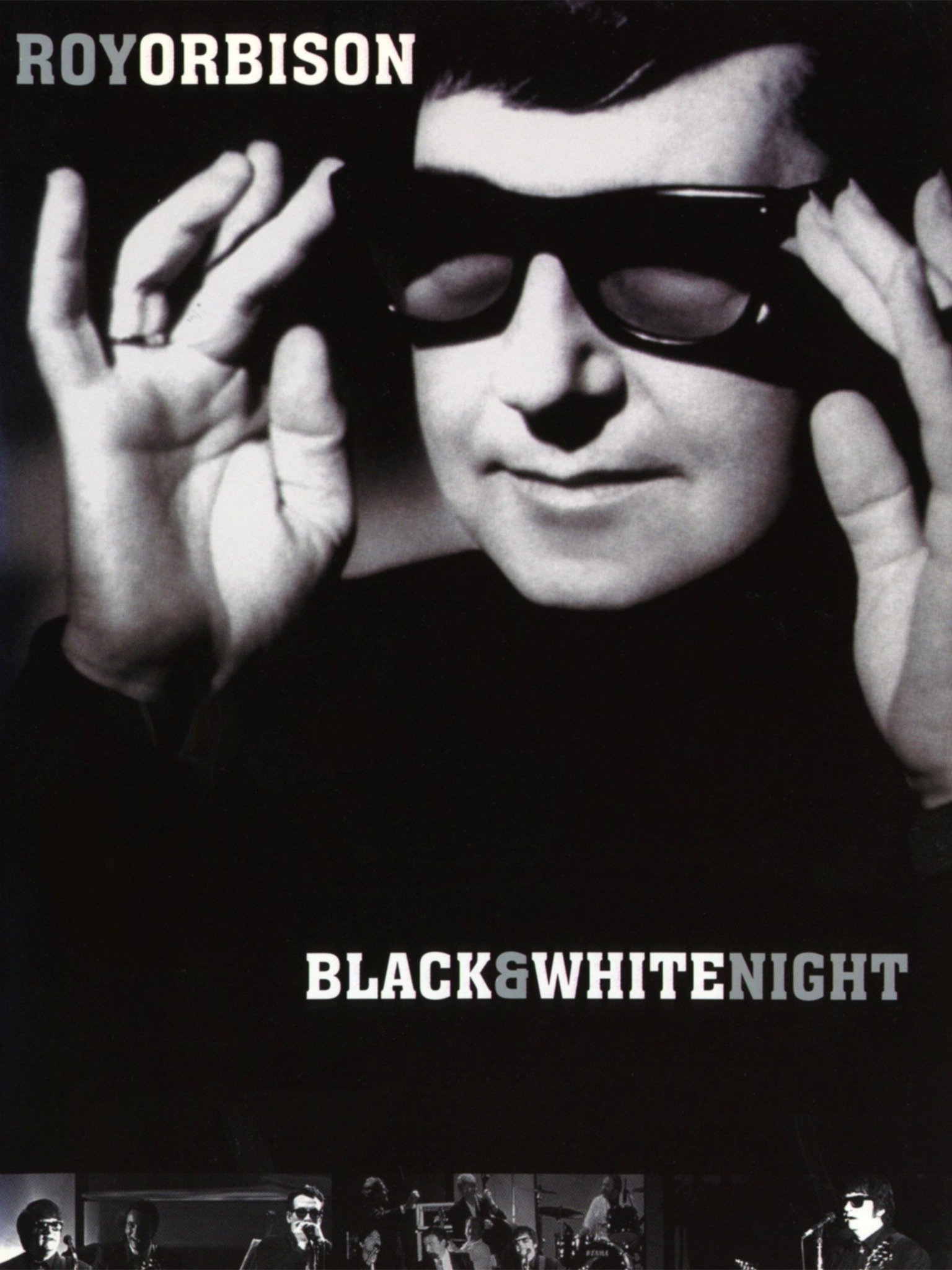 Roy Orbison and Friends - Black and White Night