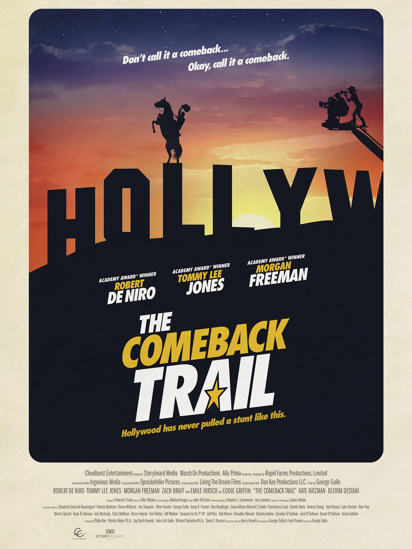 The Comeback Trail Movie Reviews