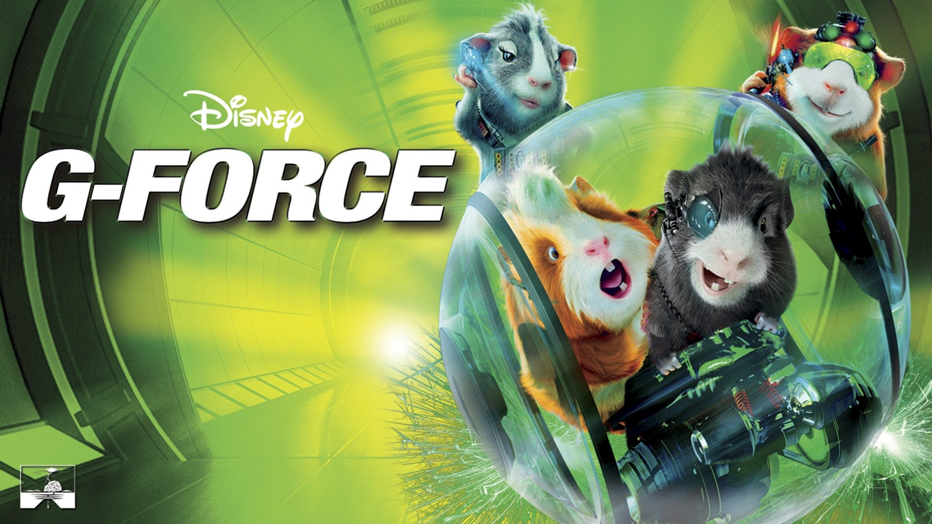 G Force Movietickets
