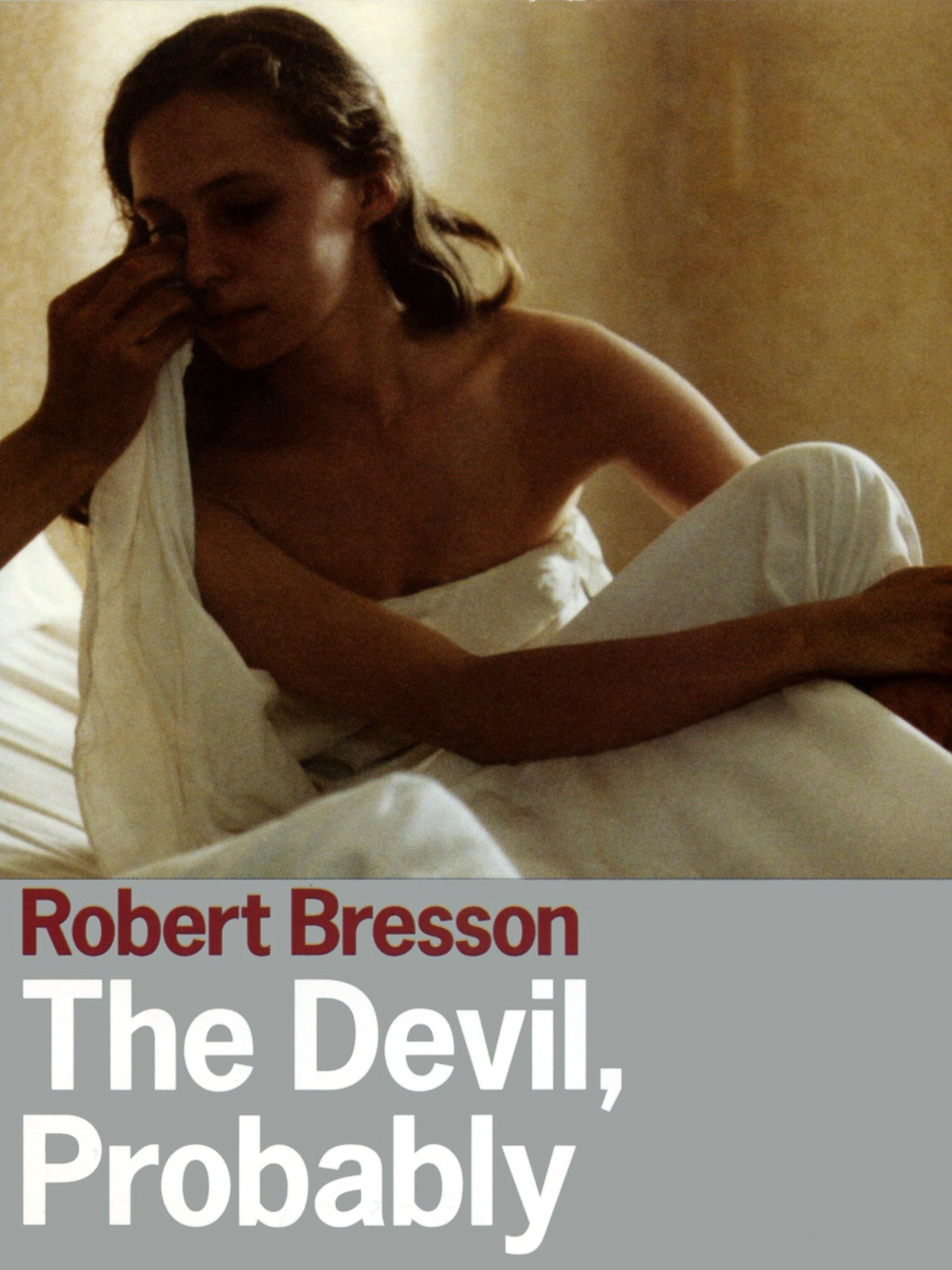 The Devil Probably (Le diable probablement)