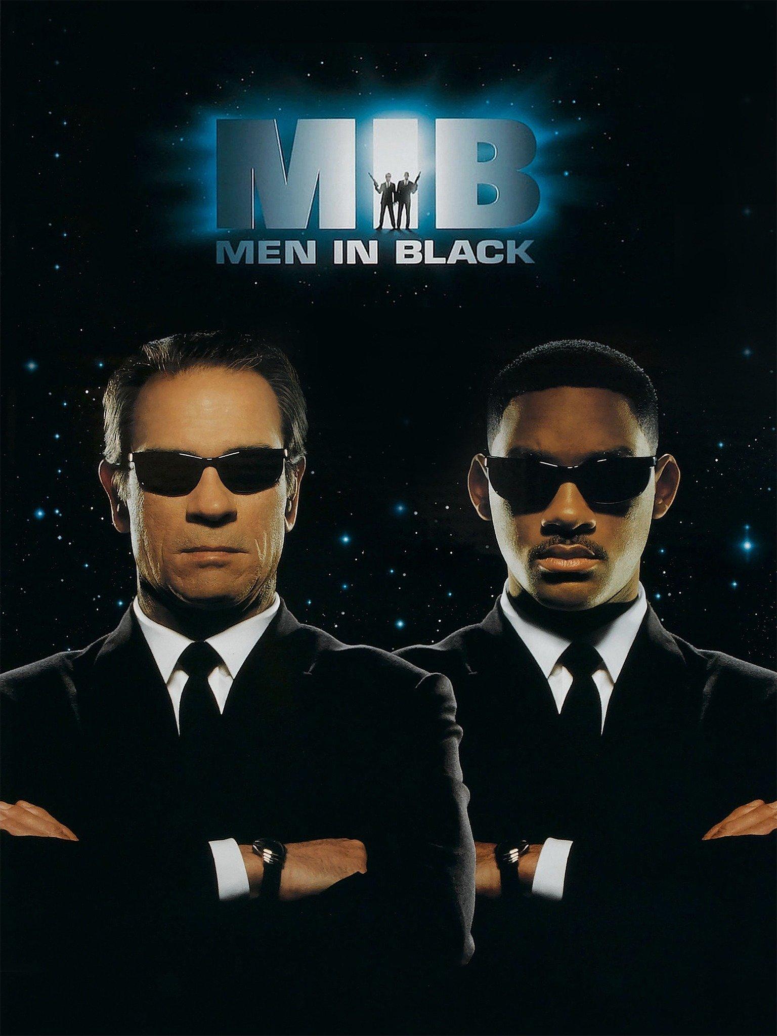 Men in Black (1997) - Rotten Tomatoes