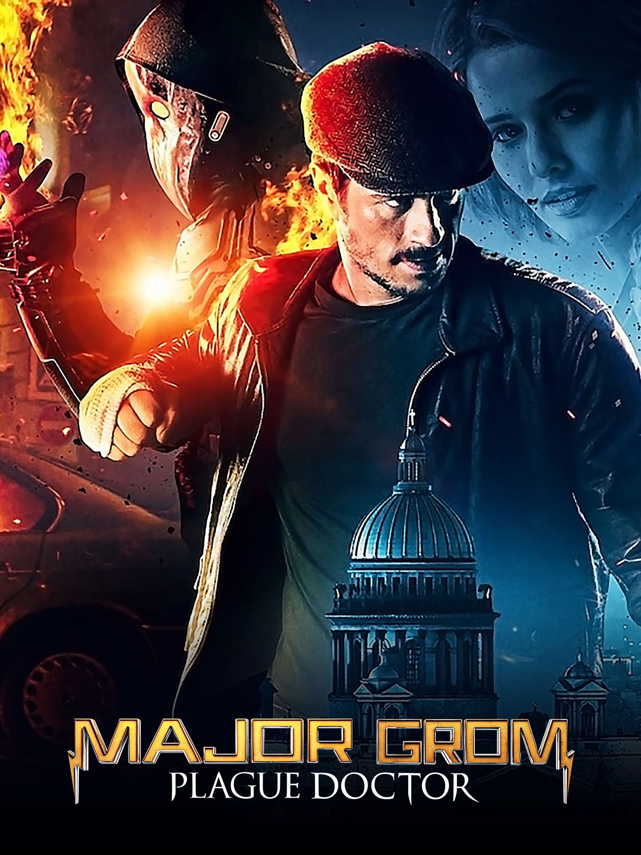 Major Grom: Plague Doctor (2021) - Rotten Tomatoes