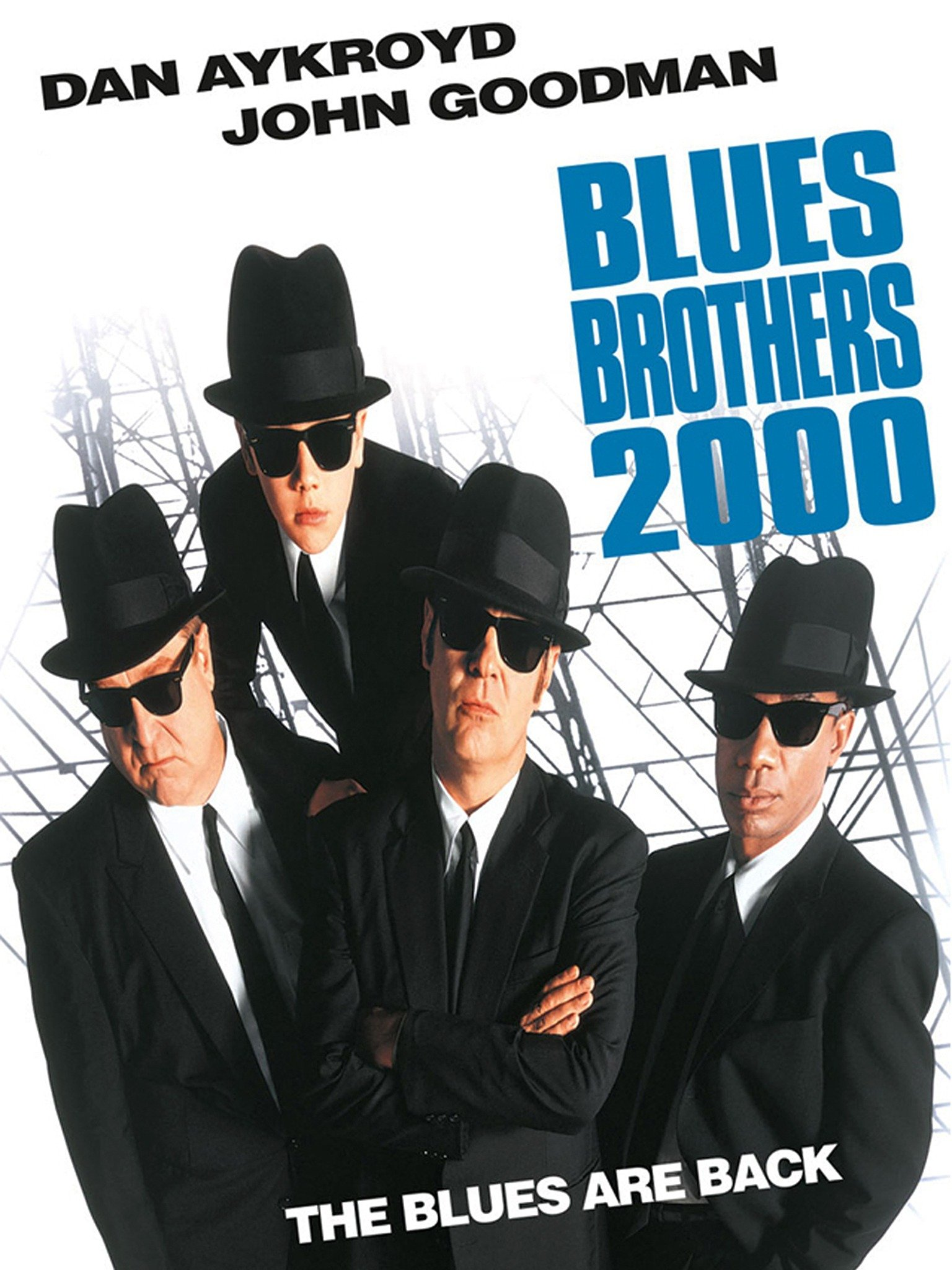 Blues Brothers 2000 1998 Rotten Tomatoes