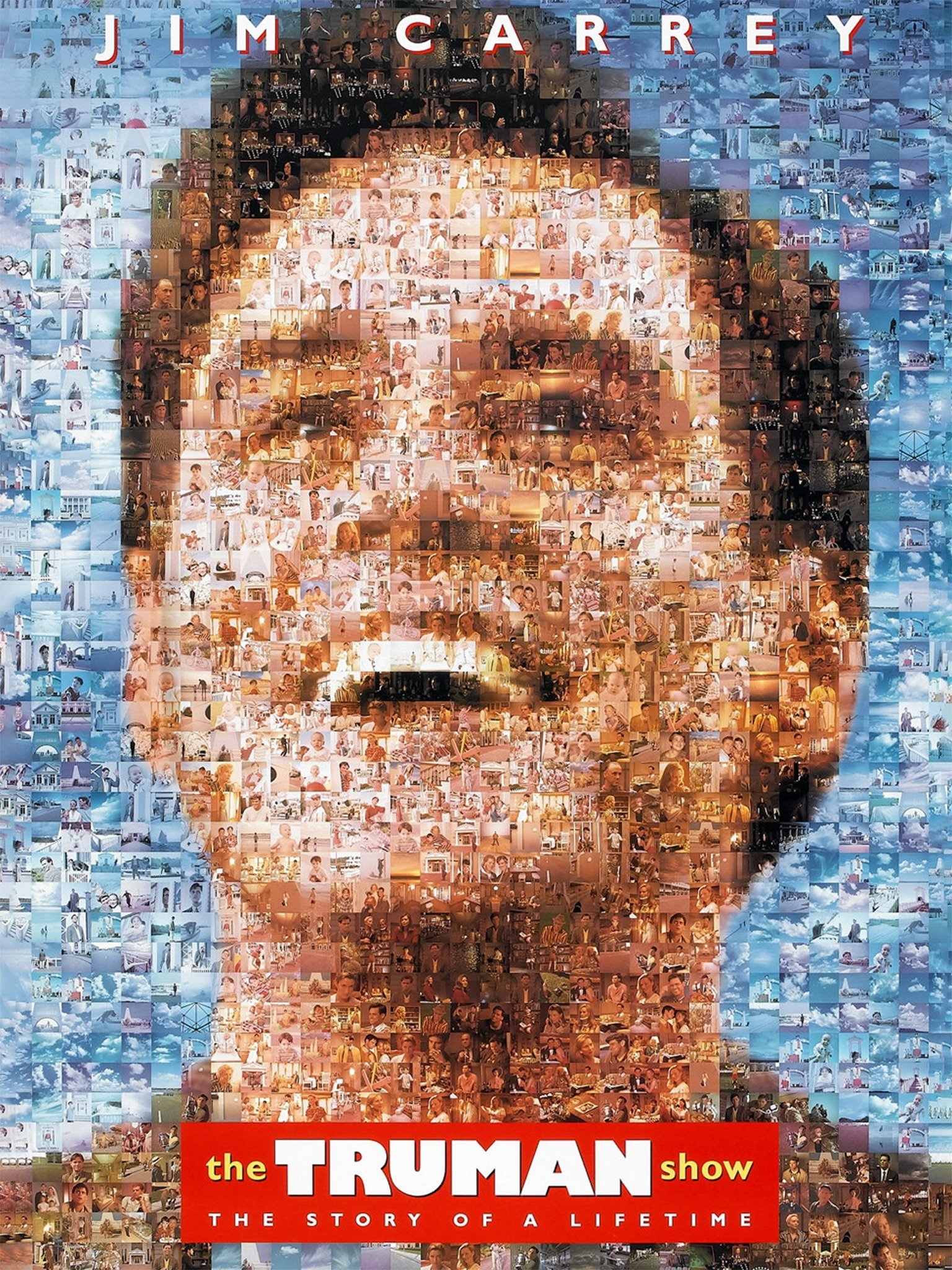 The Truman Show (1998) - Rotten Tomatoes
