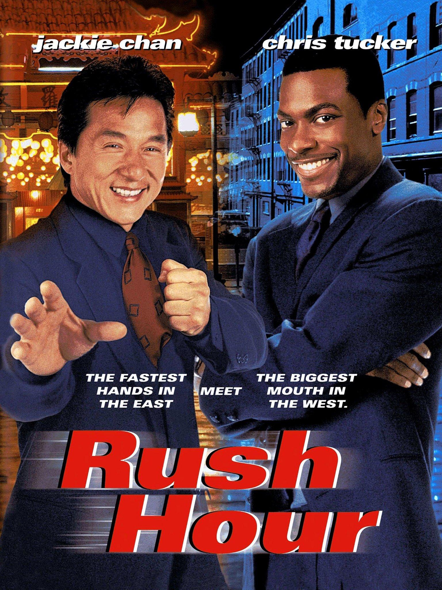 Rush Hour (1998) - Rotten Tomatoes