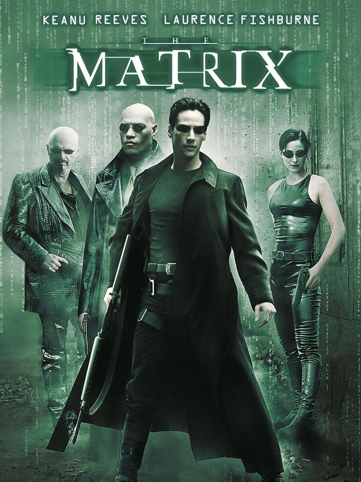 The Matrix (1999) - Rotten Tomatoes