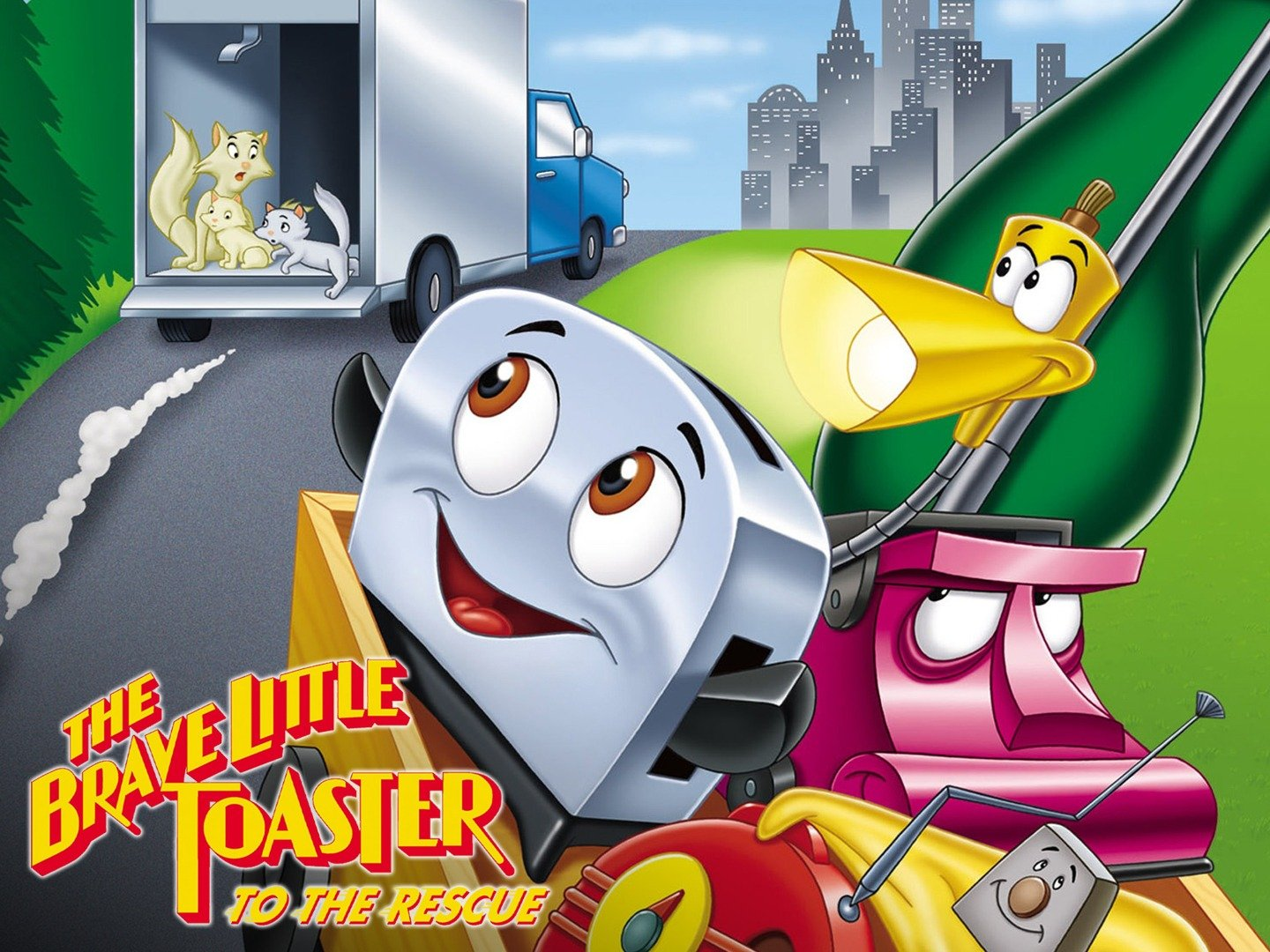 The Brave Little Toaster To The Rescue 1998 Rotten Tomatoes