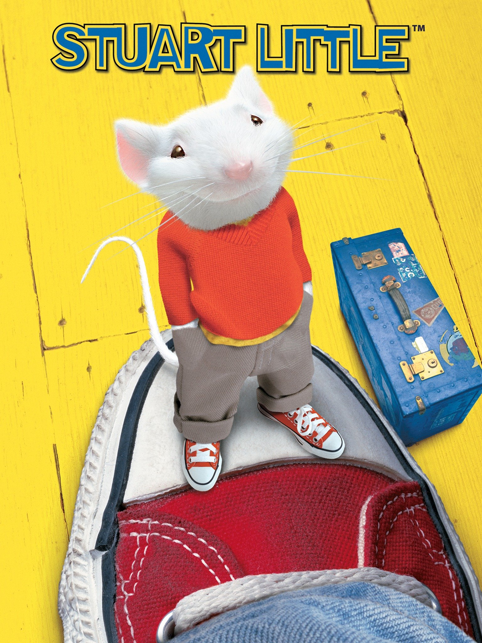 Stuart Little (1999) - Rotten Tomatoes