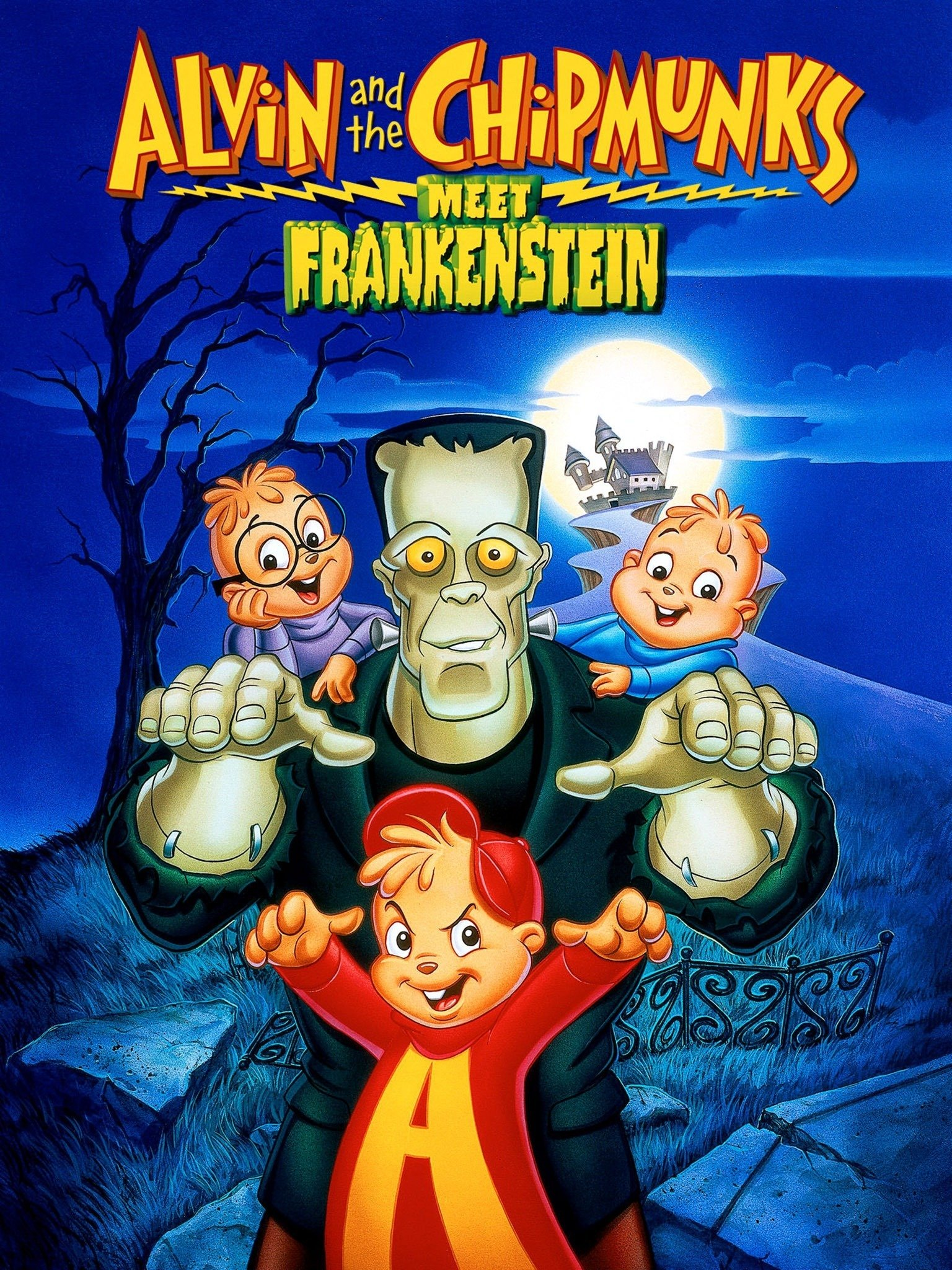 Alvin And The Chipmunks Meet Frankenstein 1999 Rotten Tomatoes