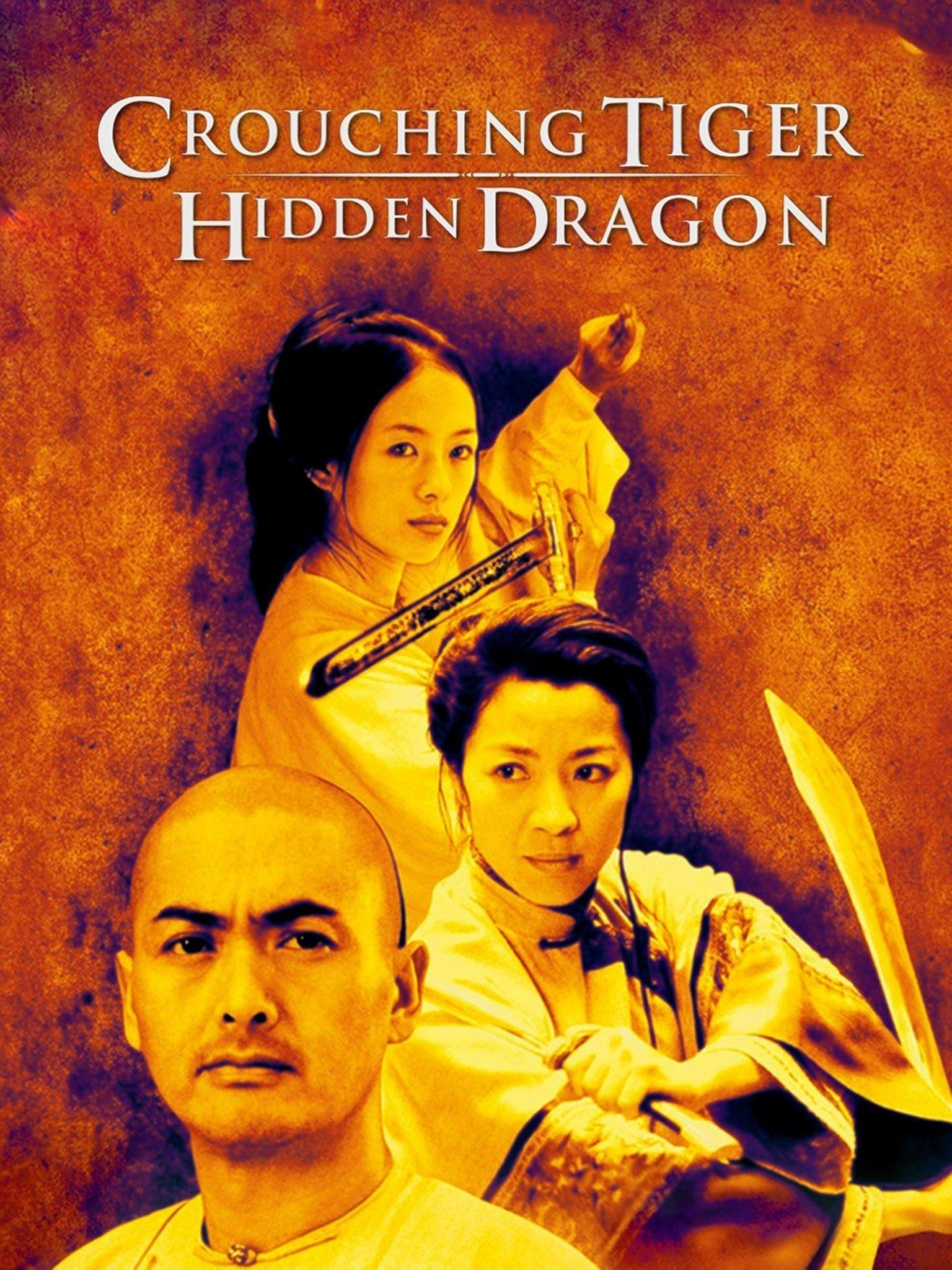 Crouching Tiger, Hidden Dragon (2000) - Rotten Tomatoes
